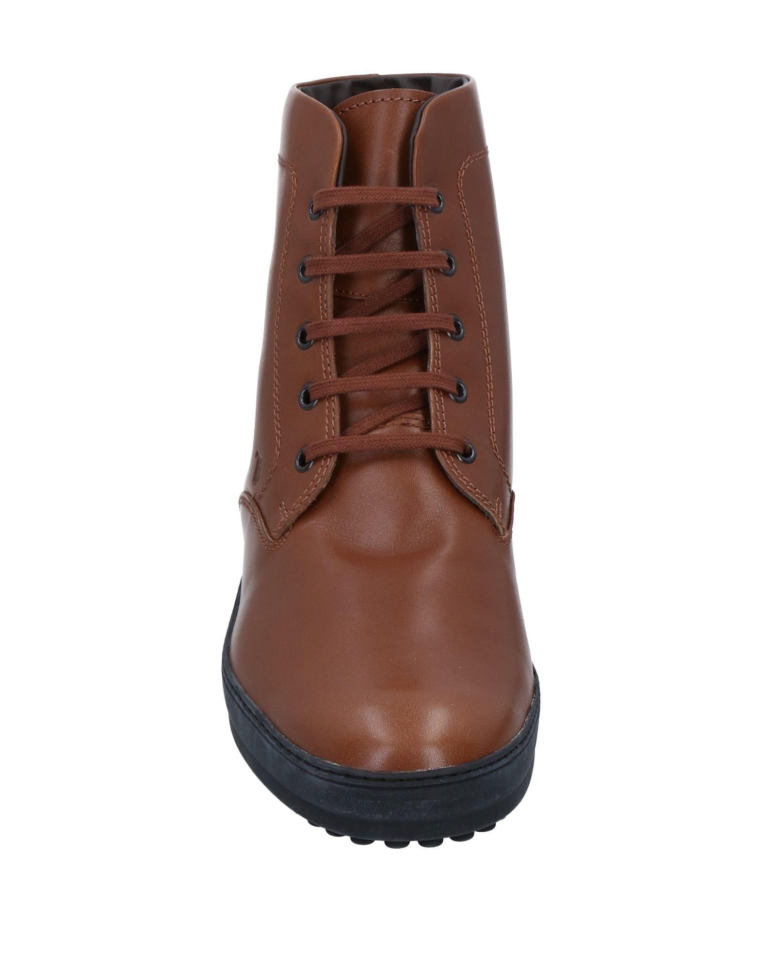 Tod's Stiefelette Qualität Herren  11543236CF Gute Qualität Stiefelette beliebte Schuhe 624f49