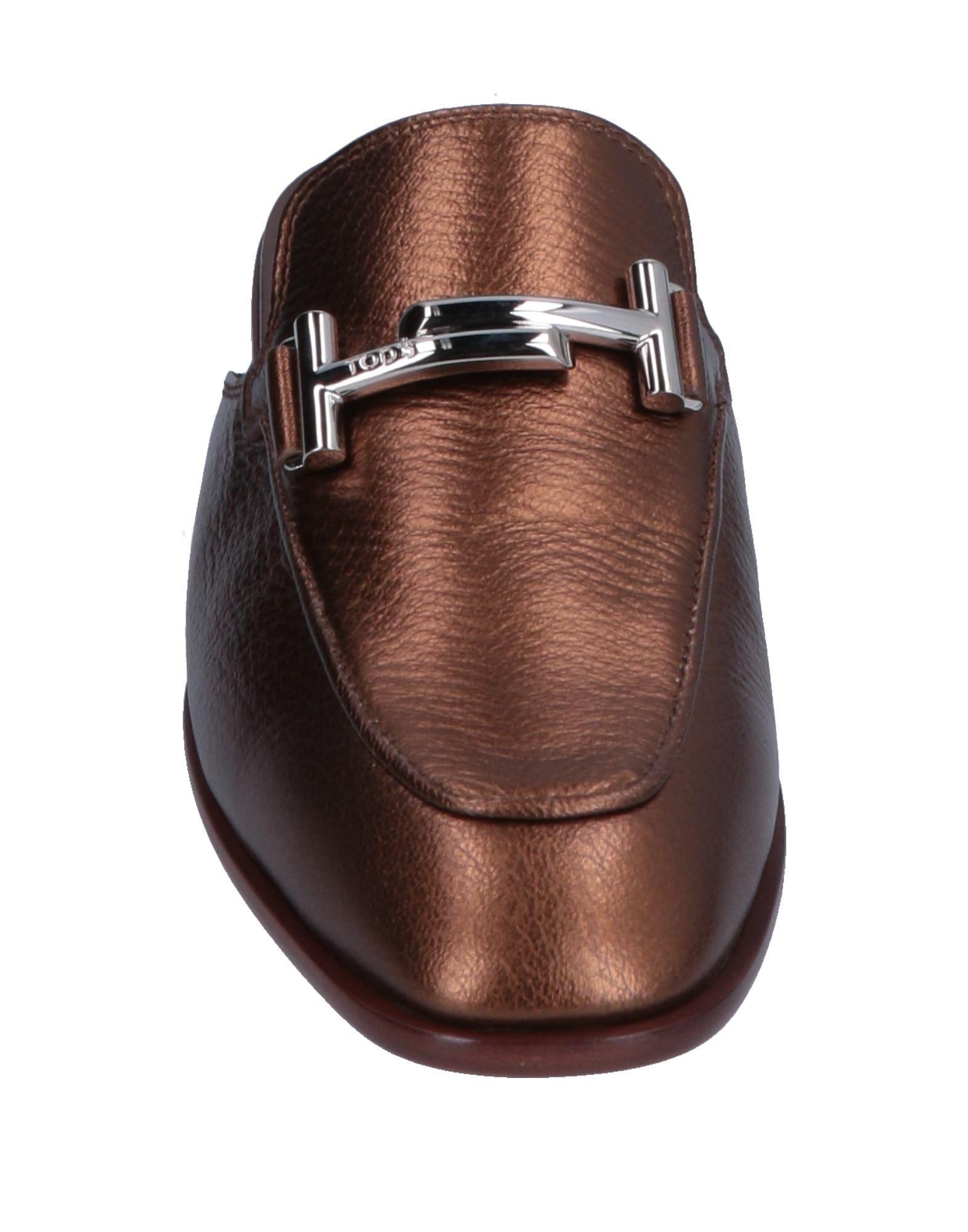 Tod's gut Pantoletten Damen  11543339HVGünstige gut Tod's aussehende Schuhe af7f78