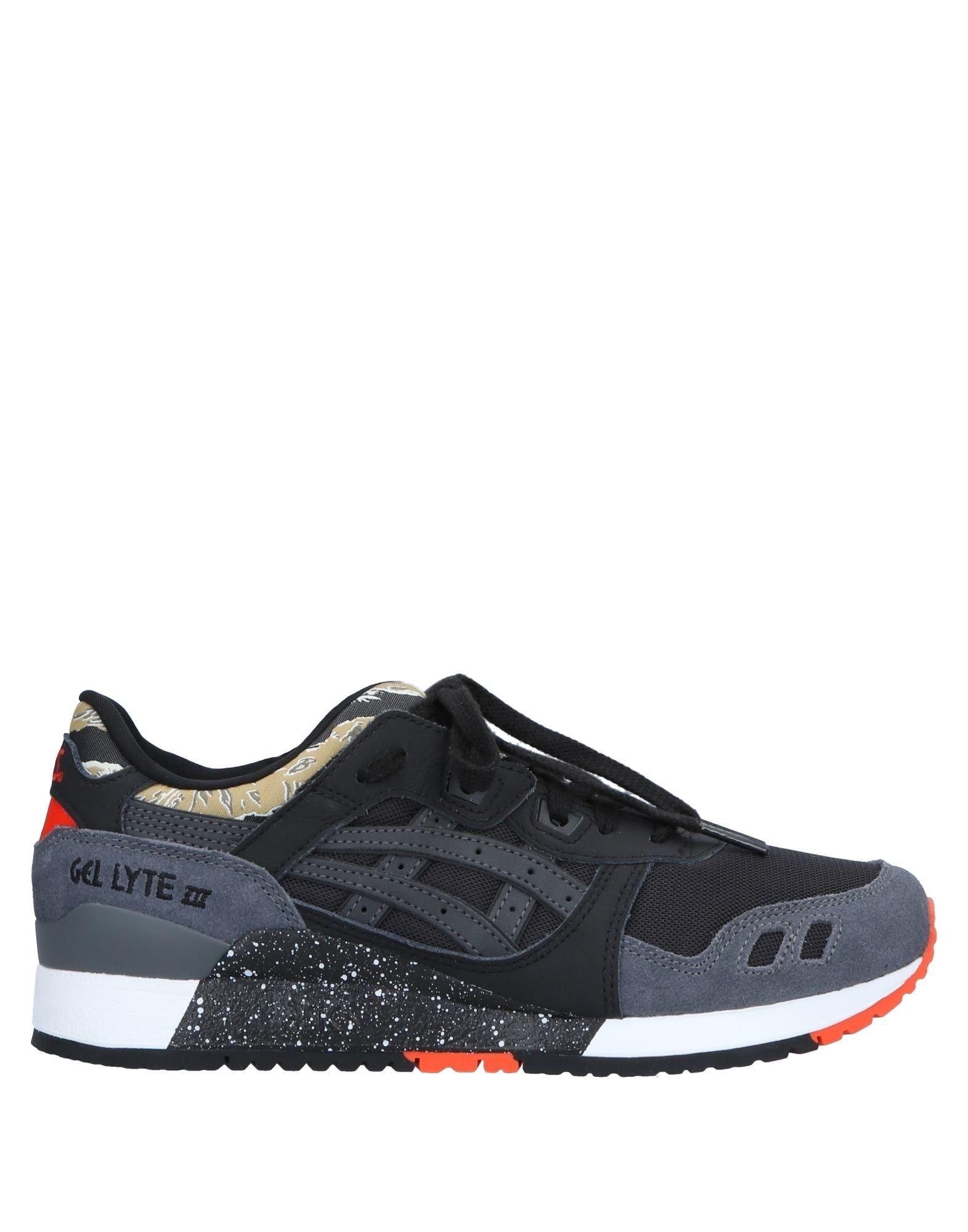 Baskets Asics Homme Nouvelles Chaussures Noir qfqCHY