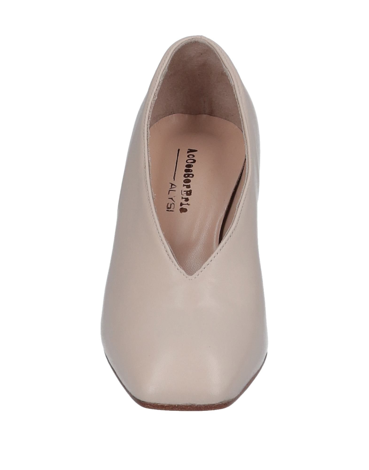 Stilvolle billige Schuhe Alysi  Pumps Damen  Alysi 11543581NJ 90ad07