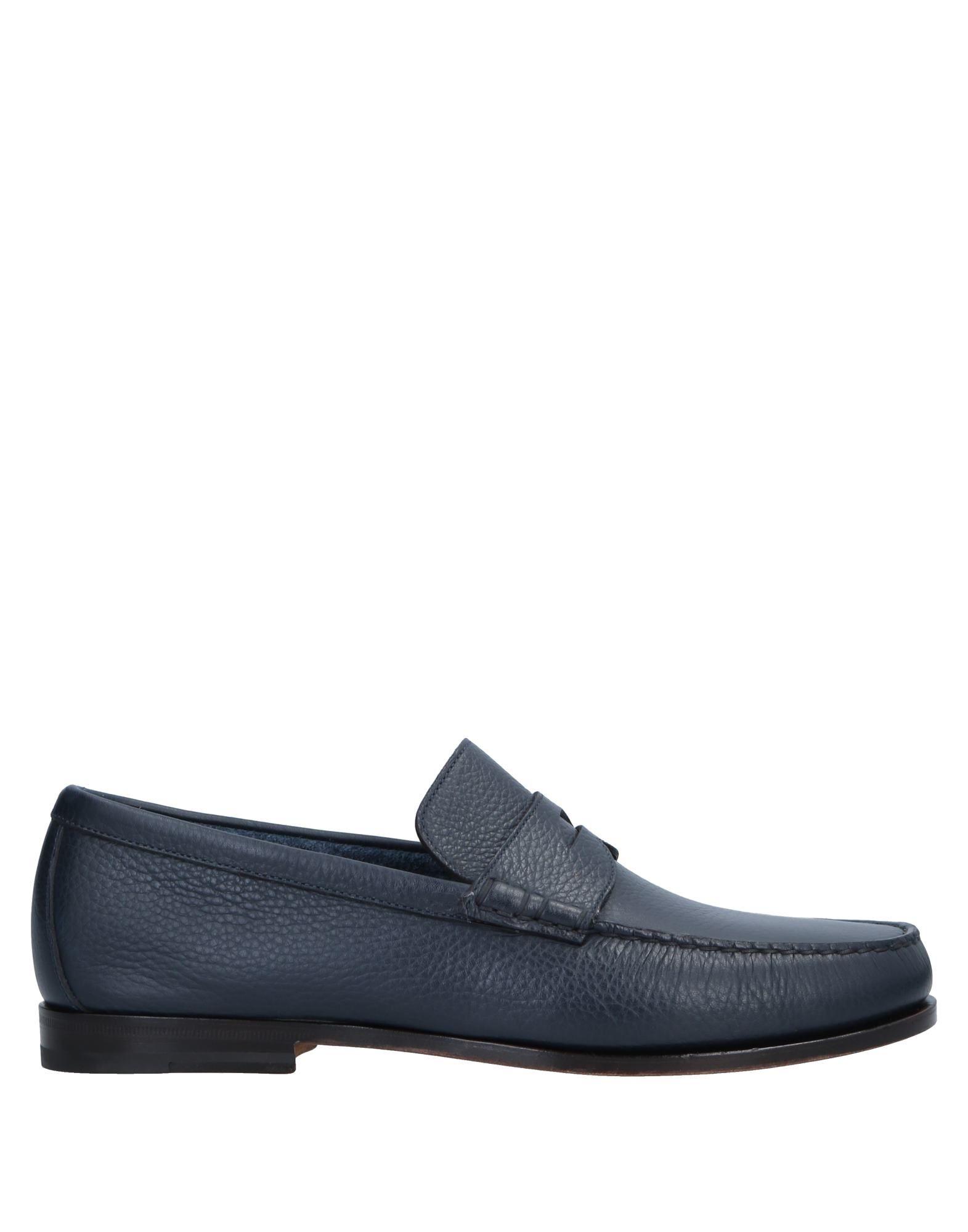 Santoni Mokassins Herren  11543642RN Gute Qualität beliebte Schuhe