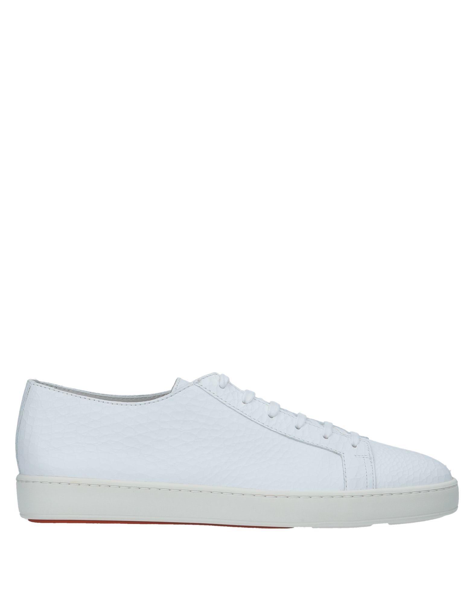 Santoni Sneakers Herren  11543651QQ Gute Qualität beliebte Schuhe