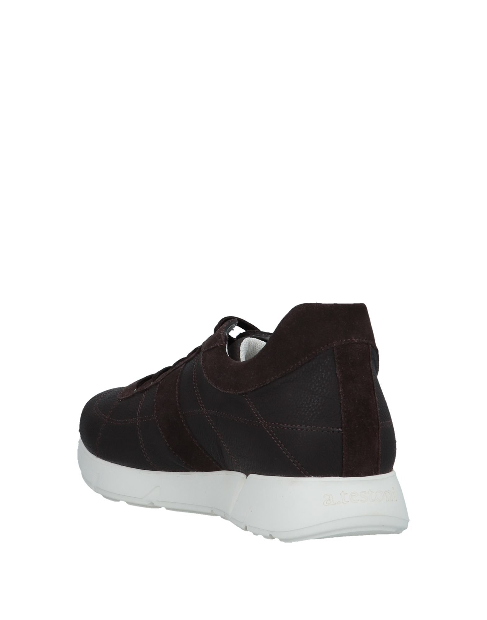 A.Testoni Herren Sneakers Herren A.Testoni  11543669NM d9eb20