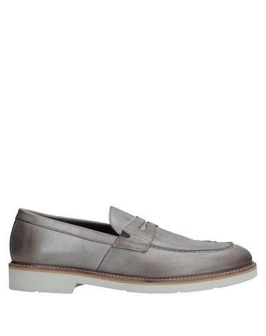 Zapatos con descuento Mocasín A.Testoni Hombre - Mocasines A.Testoni - 11543685QK Gris rosado