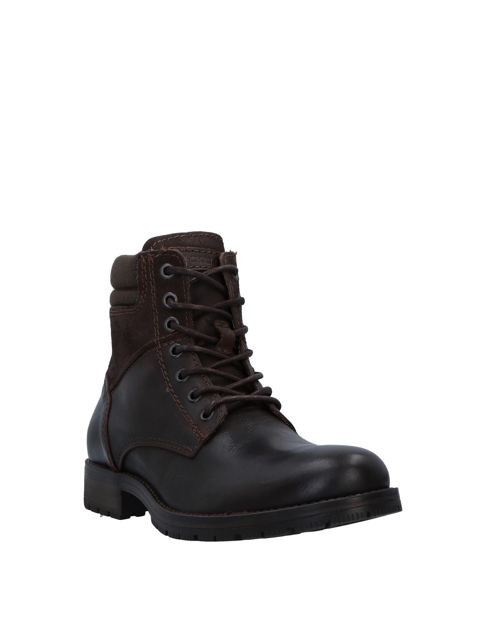 Rabatt echte Schuhe Herren Jack & Jones Stiefelette Herren Schuhe  11543686DJ ae7891