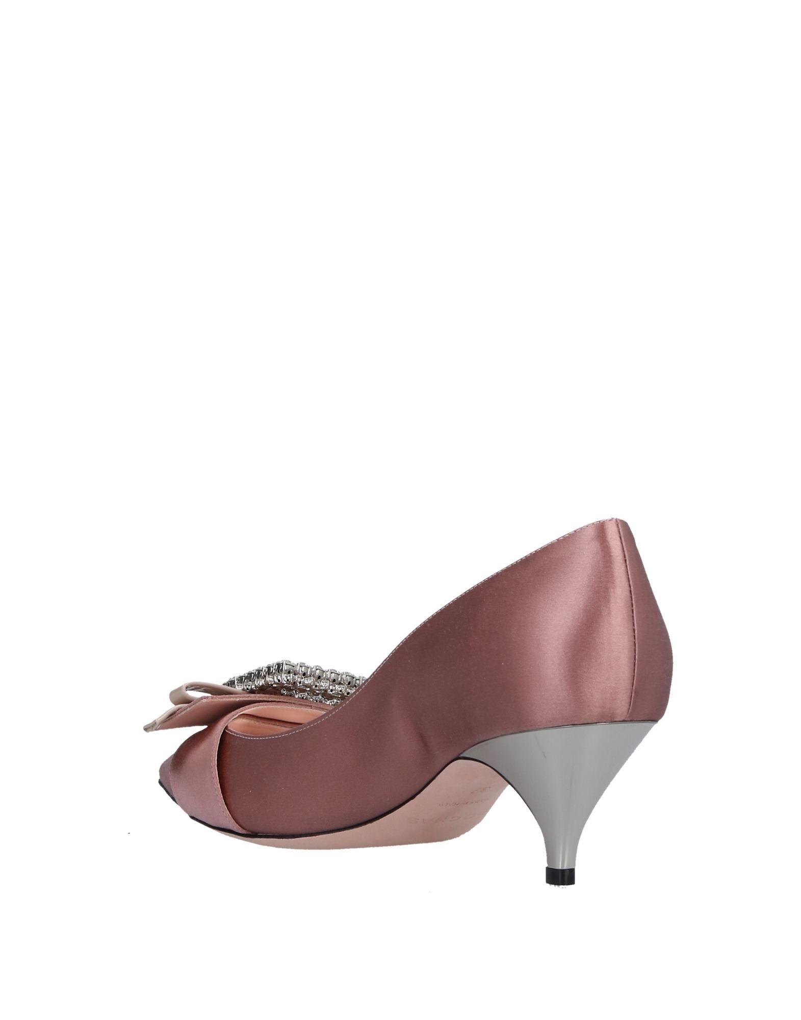 Rochas Pumps aussehende Damen  11543687WPGünstige gut aussehende Pumps Schuhe 3c3f2f