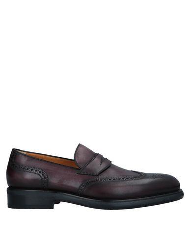 Zapatos con descuento Mocasín A.Testoni Hombre - Mocasines A.Testoni - 11543689LG Berenjena