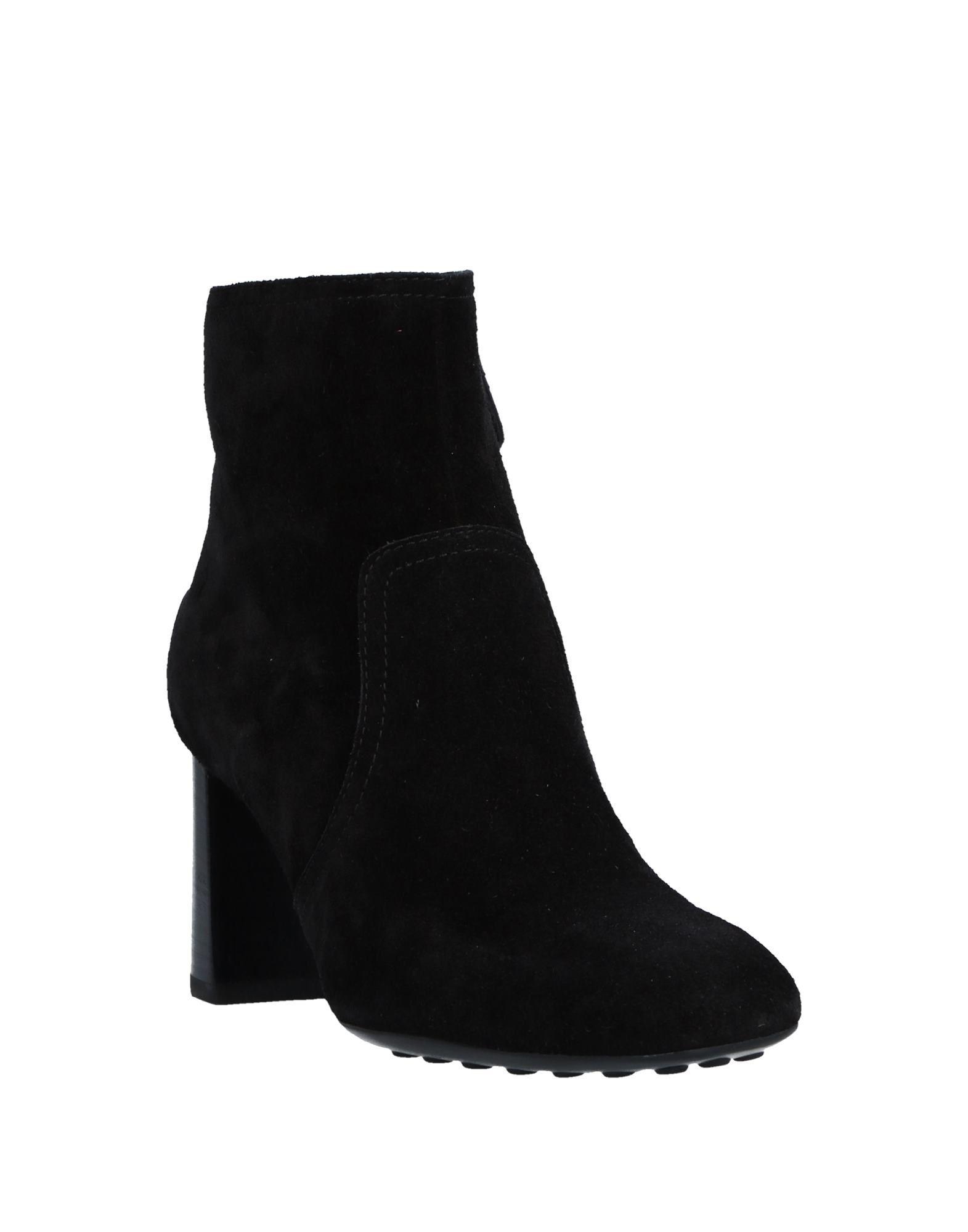 Tod's Stiefelette Damen Schuhe  11543739DCGünstige gut aussehende Schuhe Damen c92709