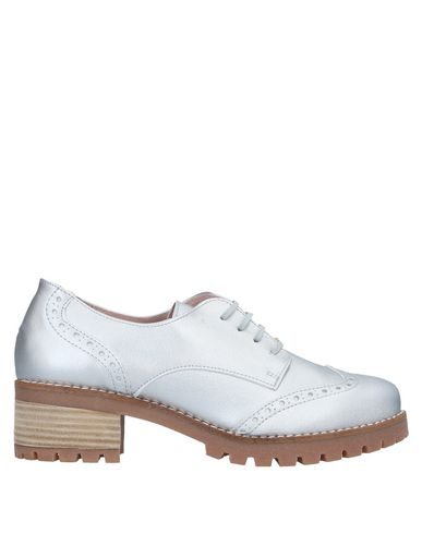 Zapato De - Cordones Cuplé Mujer - De Zapatos De Cordones Cuplé - 11543825VL Plata f88e39