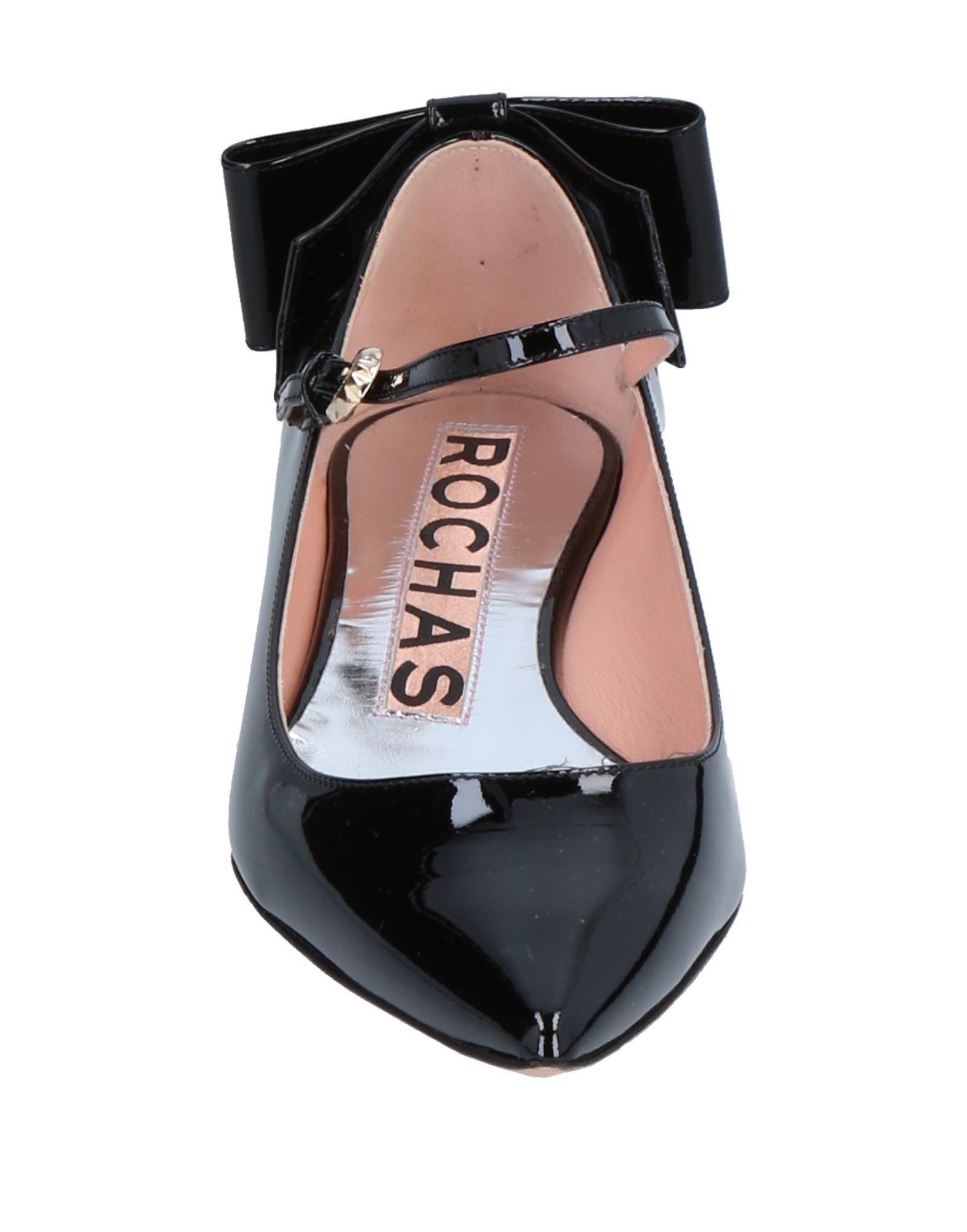 Rabatt Schuhe 11543957FN Rochas Ballerinas Damen  11543957FN Schuhe b8ee8d