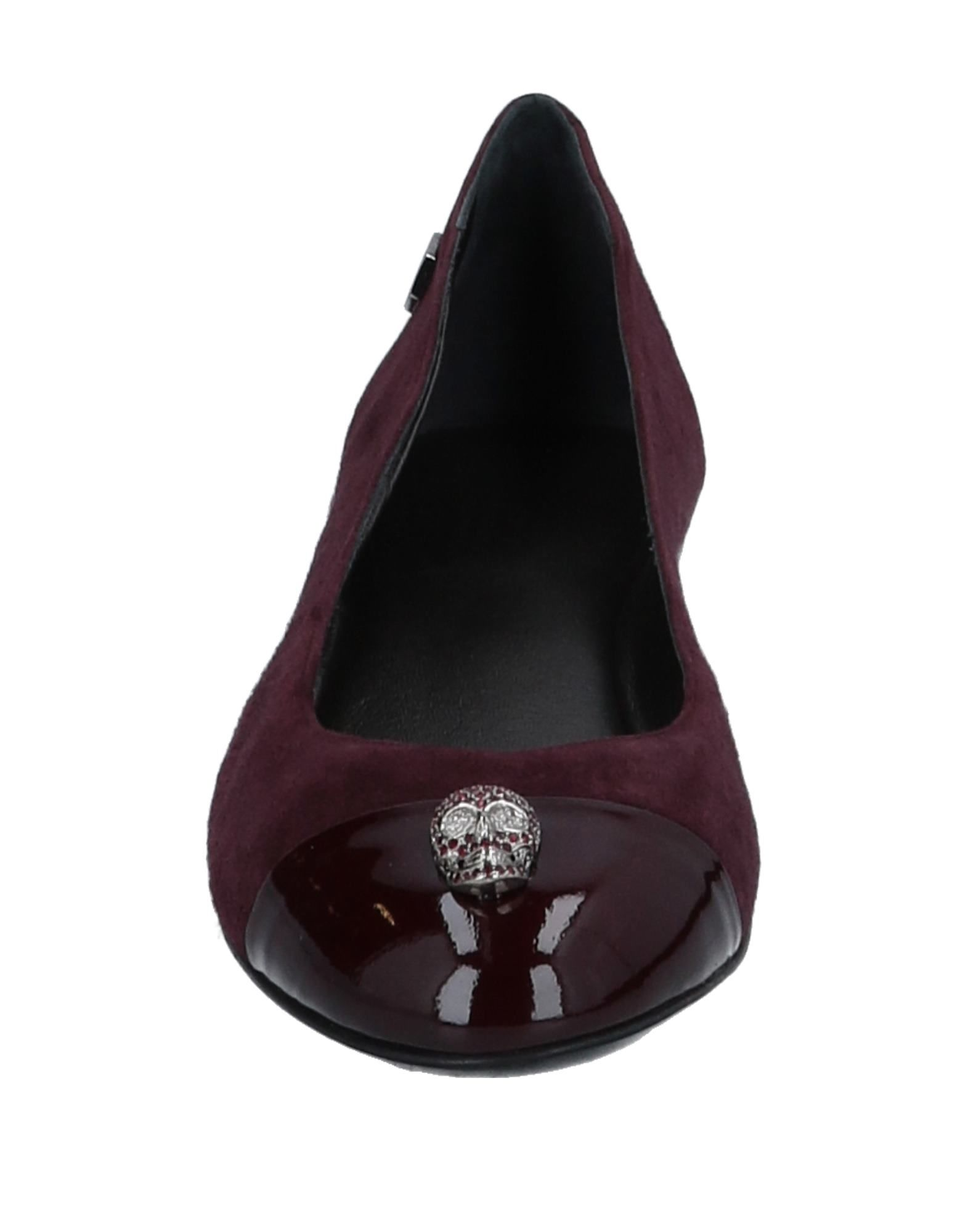 Rabatt Schuhe Ballerinas Philipp Plein Ballerinas Schuhe Damen  11543962AC c4fde1