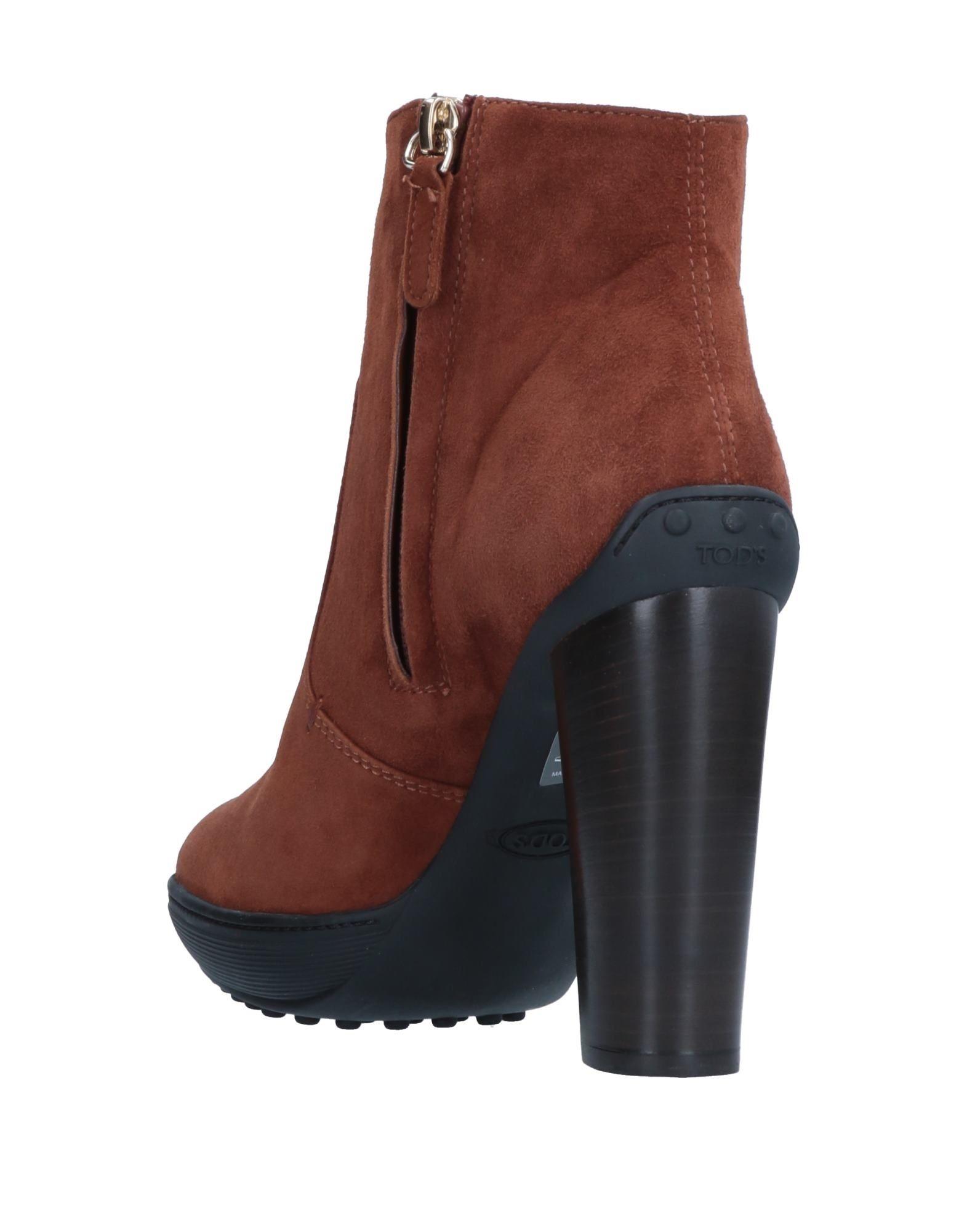 Tod's  Stiefelette Damen  Tod's 11543966CPGünstige gut aussehende Schuhe f4ac8d