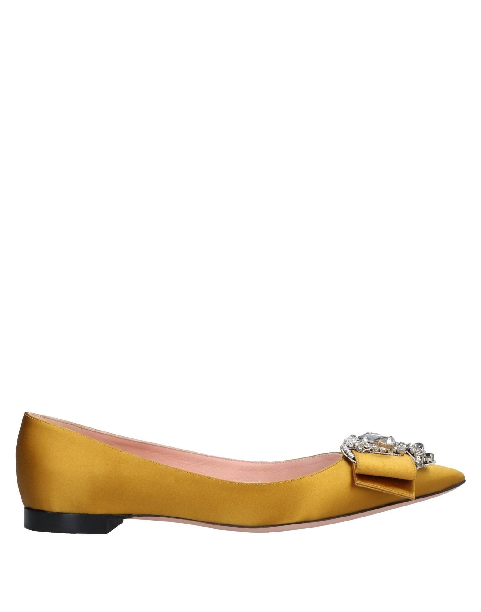 Rochas Ballerinas aussehende Damen  11543971FDGünstige gut aussehende Ballerinas Schuhe 8bf5ec