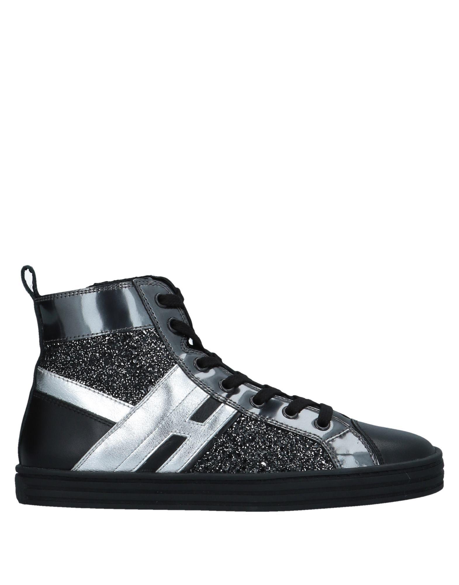 Zapatillas  Hogan Rebel Mujer - Zapatillas Hogan Rebel  Zapatillas Negro e03fba