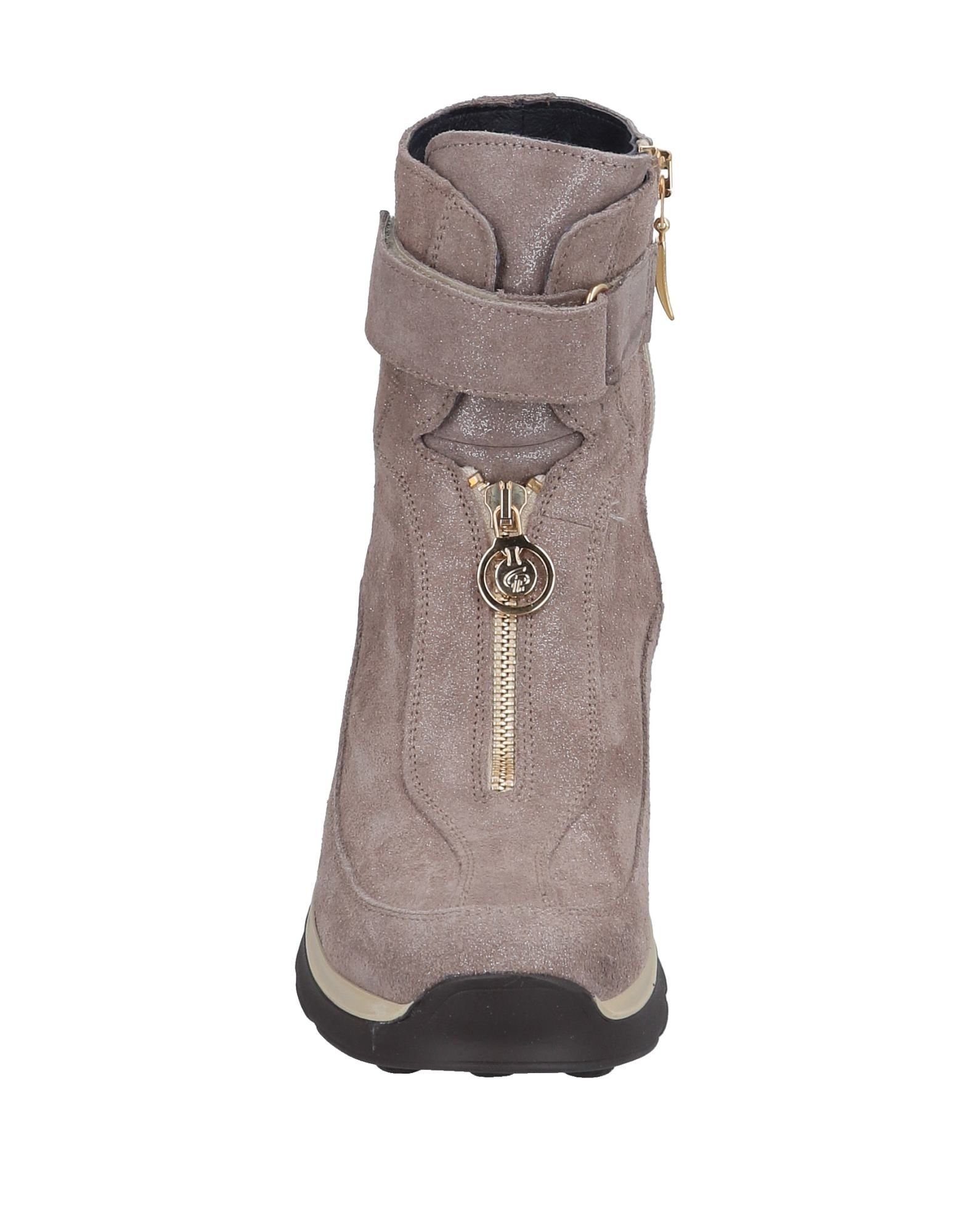 Cesare P. Stiefelette aussehende Damen  11544003JIGut aussehende Stiefelette strapazierfähige Schuhe 71703a
