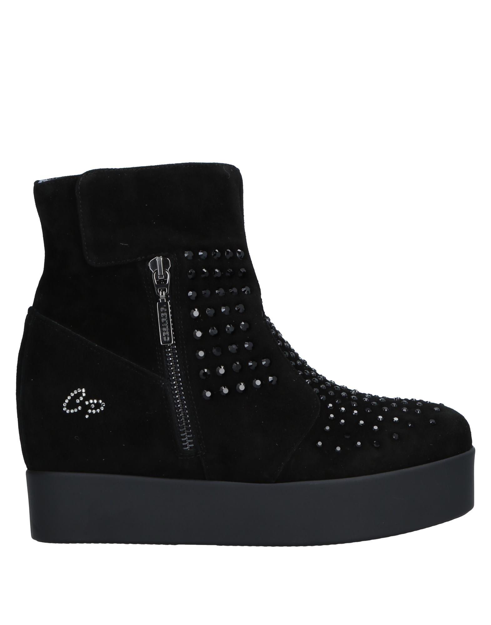 Cesare P. Stiefelette Damen  11544023XJGut aussehende strapazierfähige Schuhe