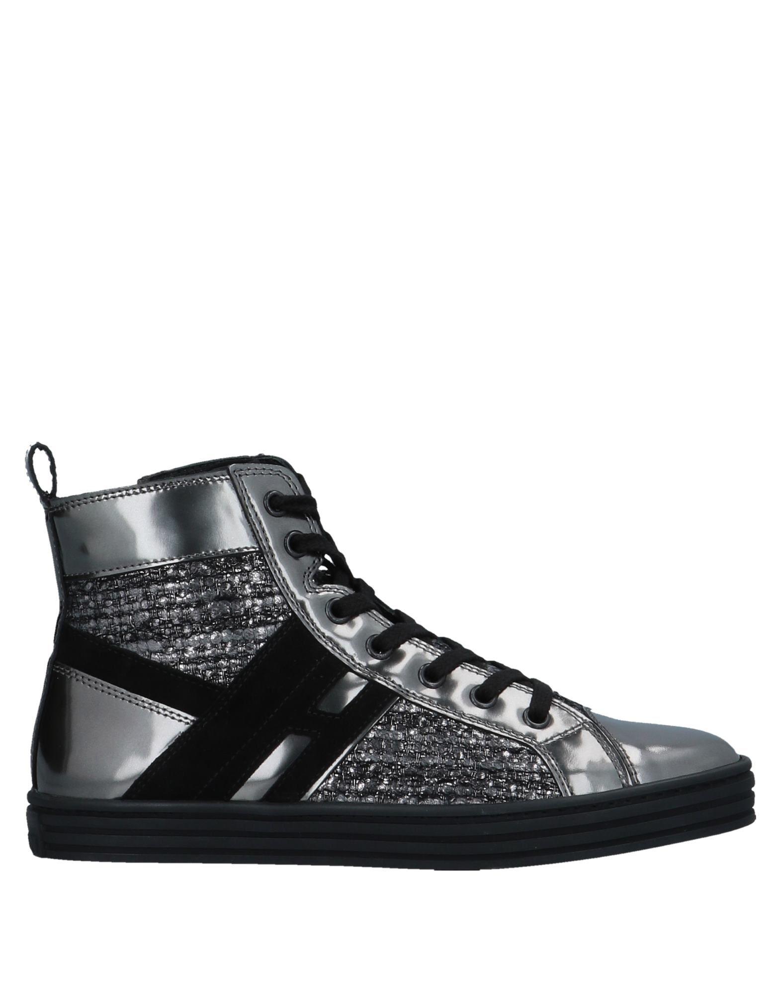 Stilvolle billige Schuhe Schuhe billige Hogan Rebel Turnschuhes Damen 11544031RJ f48a4a