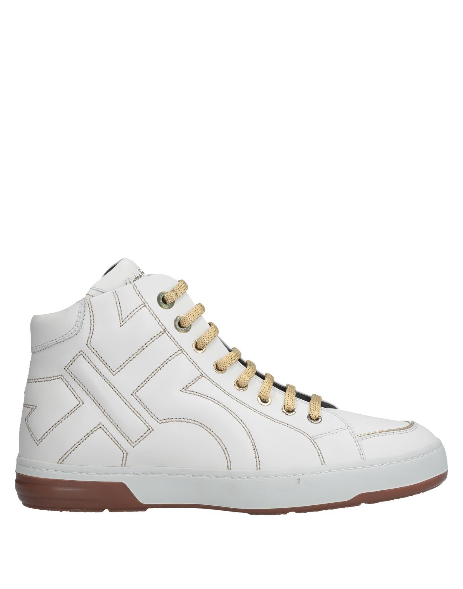 Salvatore Ferragamo Sneakers Herren  11544071FS Gute Qualität beliebte Schuhe
