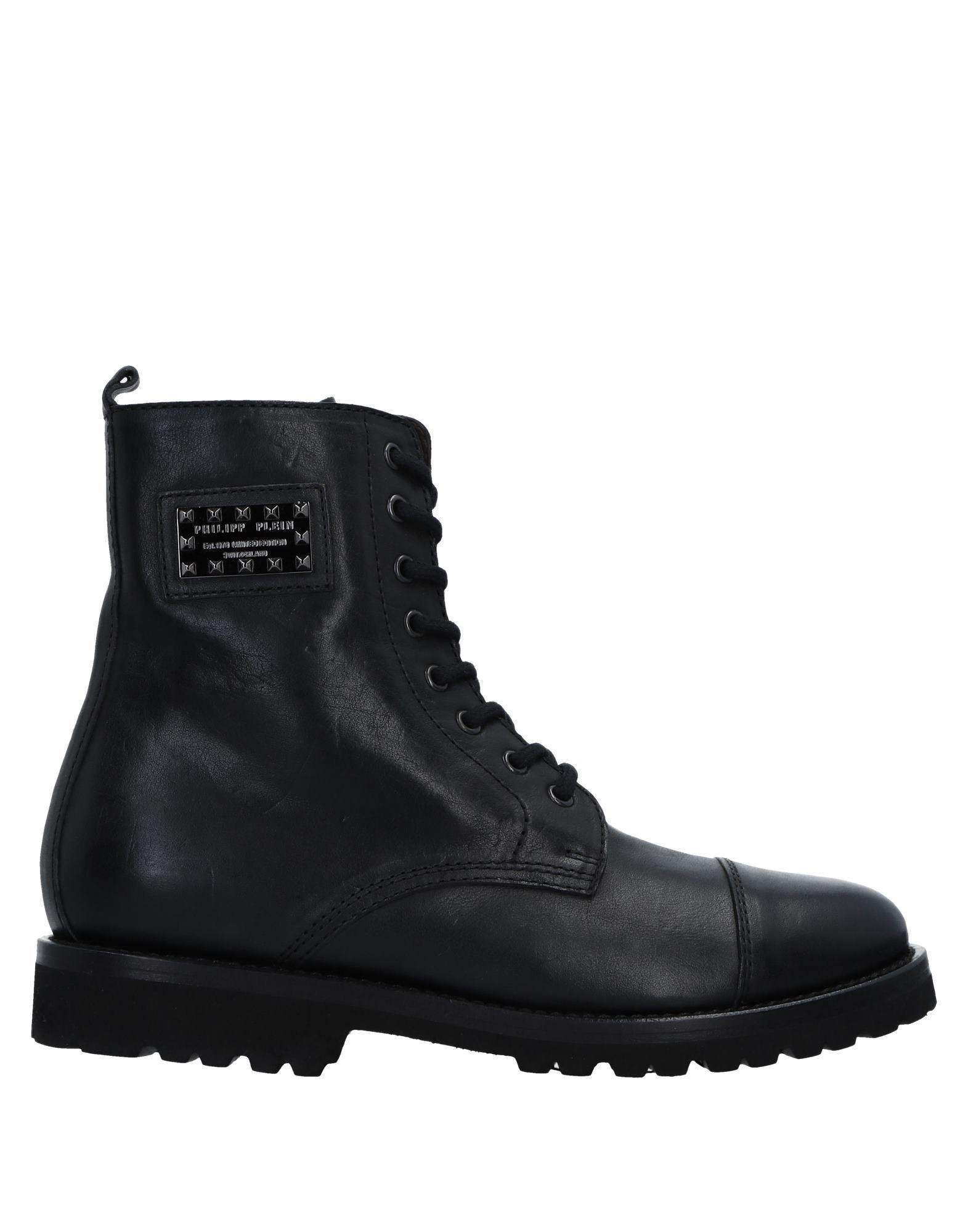 Philipp Plein Stiefelette Herren  11544079DQ Gute Qualität beliebte Schuhe