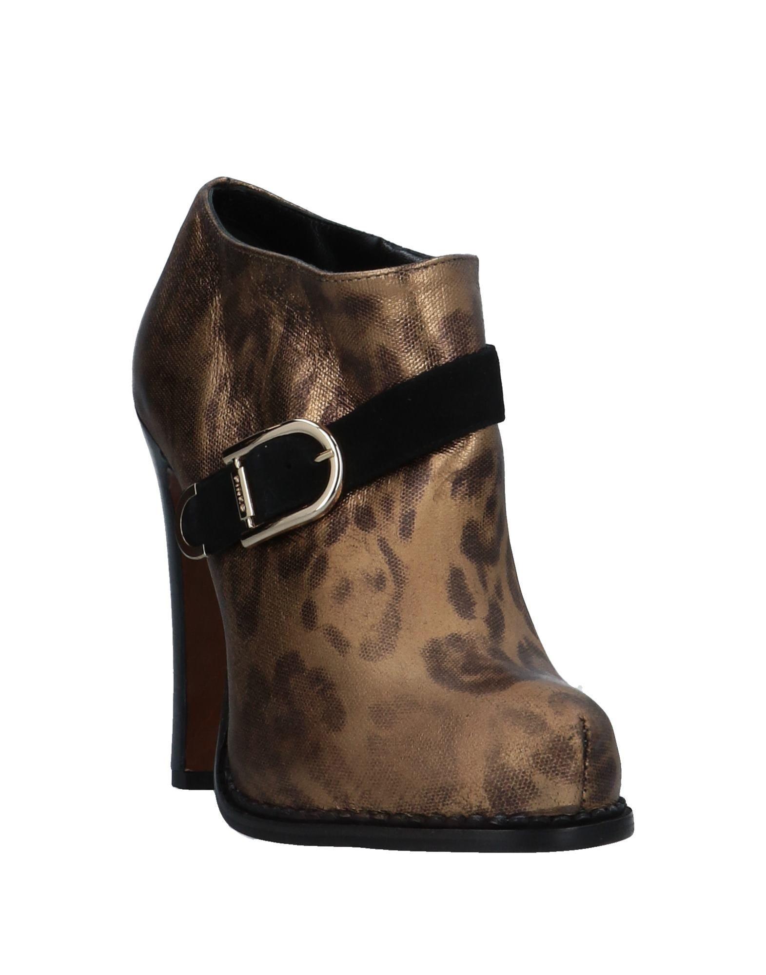 Pinko aussehende Stiefelette Damen  11544314ILGut aussehende Pinko strapazierfähige Schuhe 529e36
