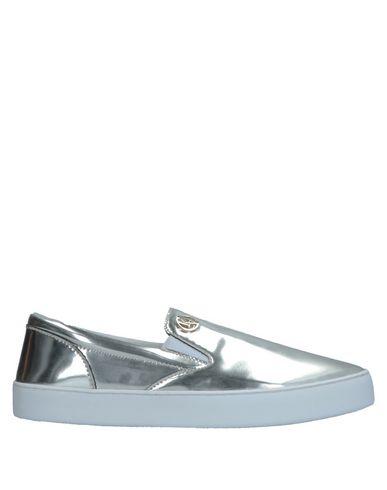 Los últimos zapatos de hombre y mujer Zapatillas Armani Jeans Mujer - Zapatillas Armani Jeans - 11544329PJ Platino