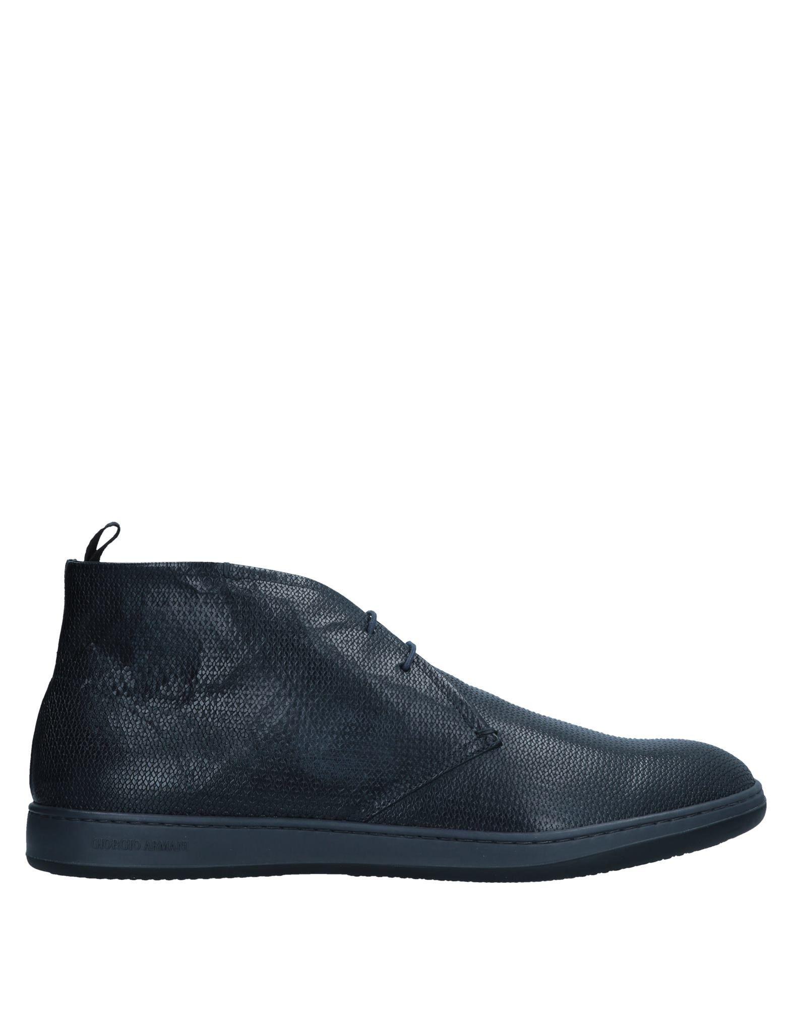 Giorgio Armani Stiefelette Herren  11544341QX Gute Qualität beliebte Schuhe