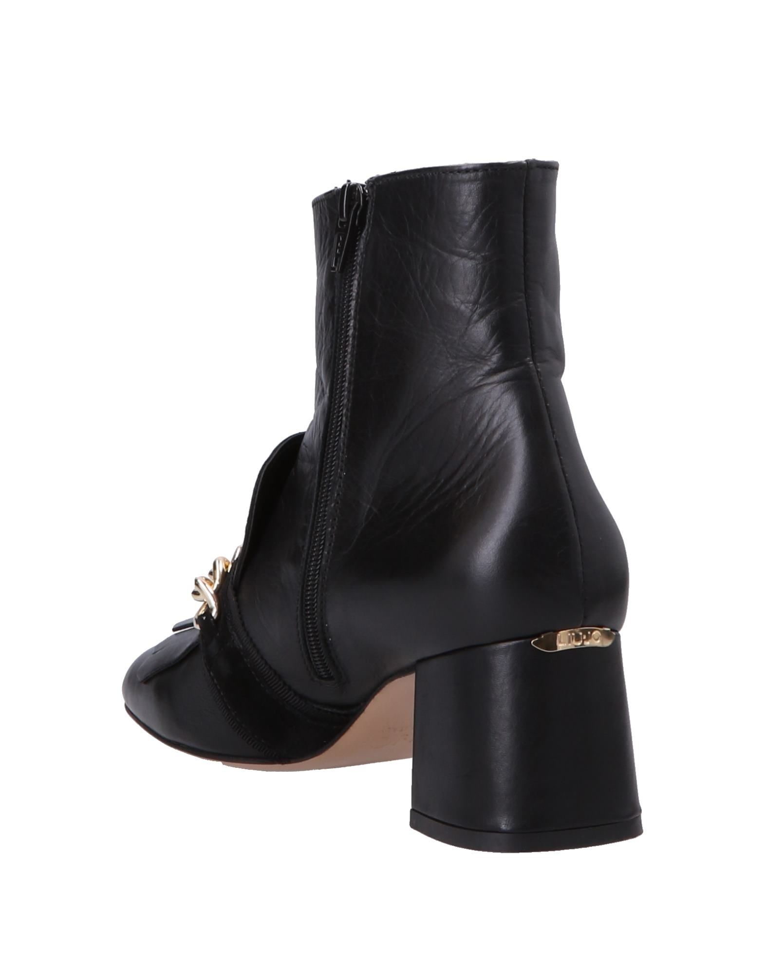 Stilvolle Stilvolle Stilvolle billige Schuhe Liu •Jo Stiefelette Damen  11544347EL 2d9e30