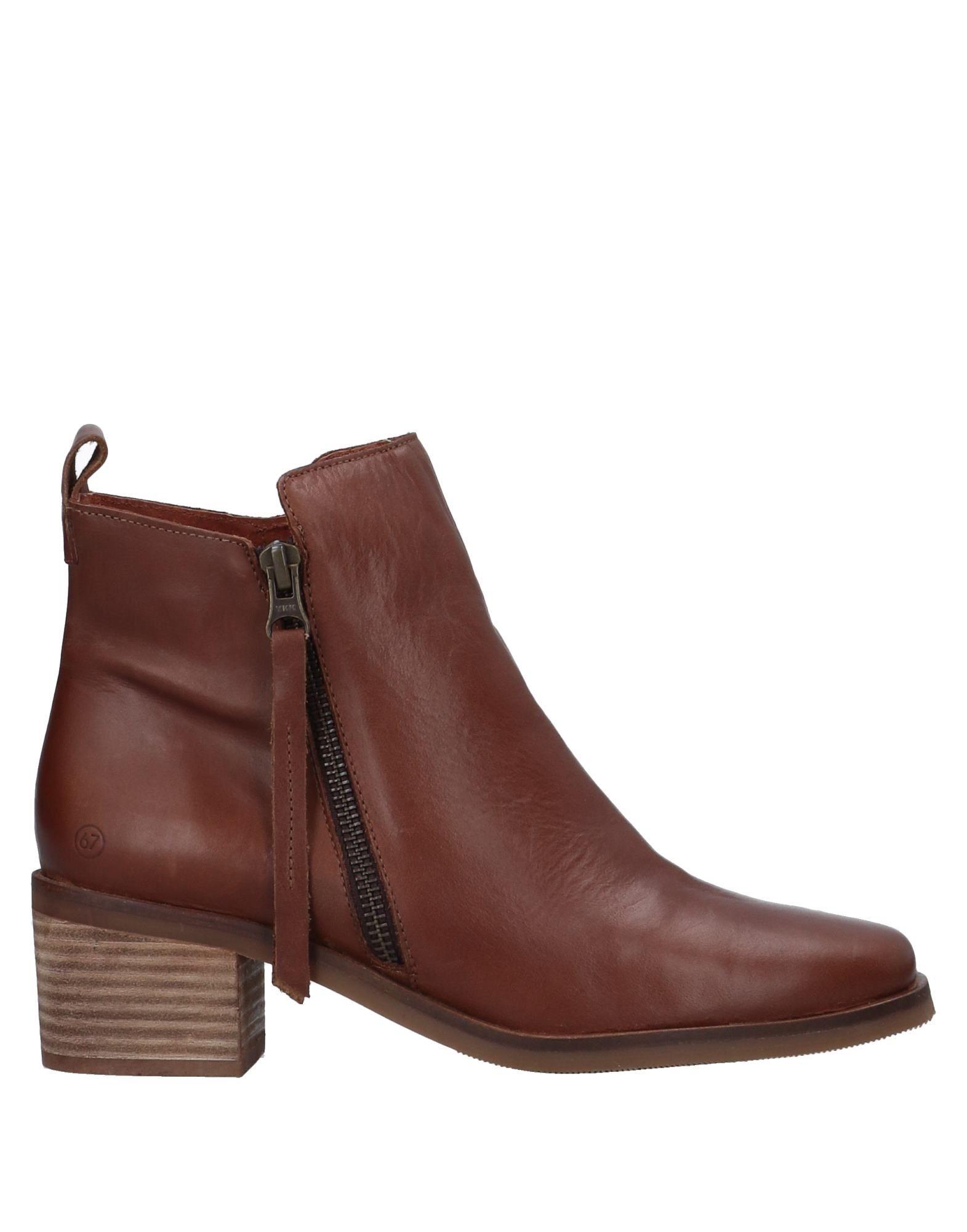 67 Sixtyseven Stiefelette Damen  11544455LJ Gute Qualität beliebte Schuhe