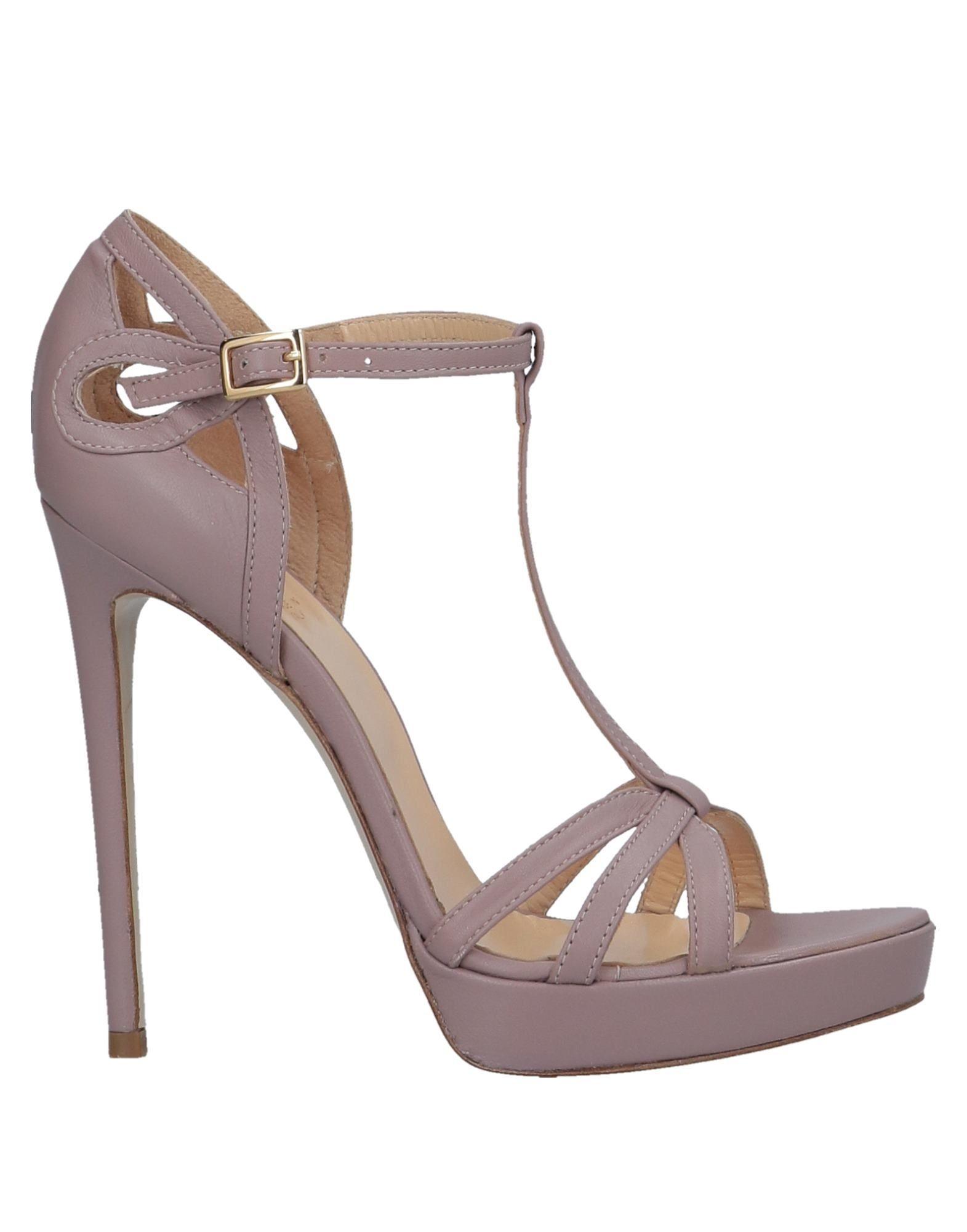 Stilvolle billige Schuhe Icône Sandalen Damen  11544489OS