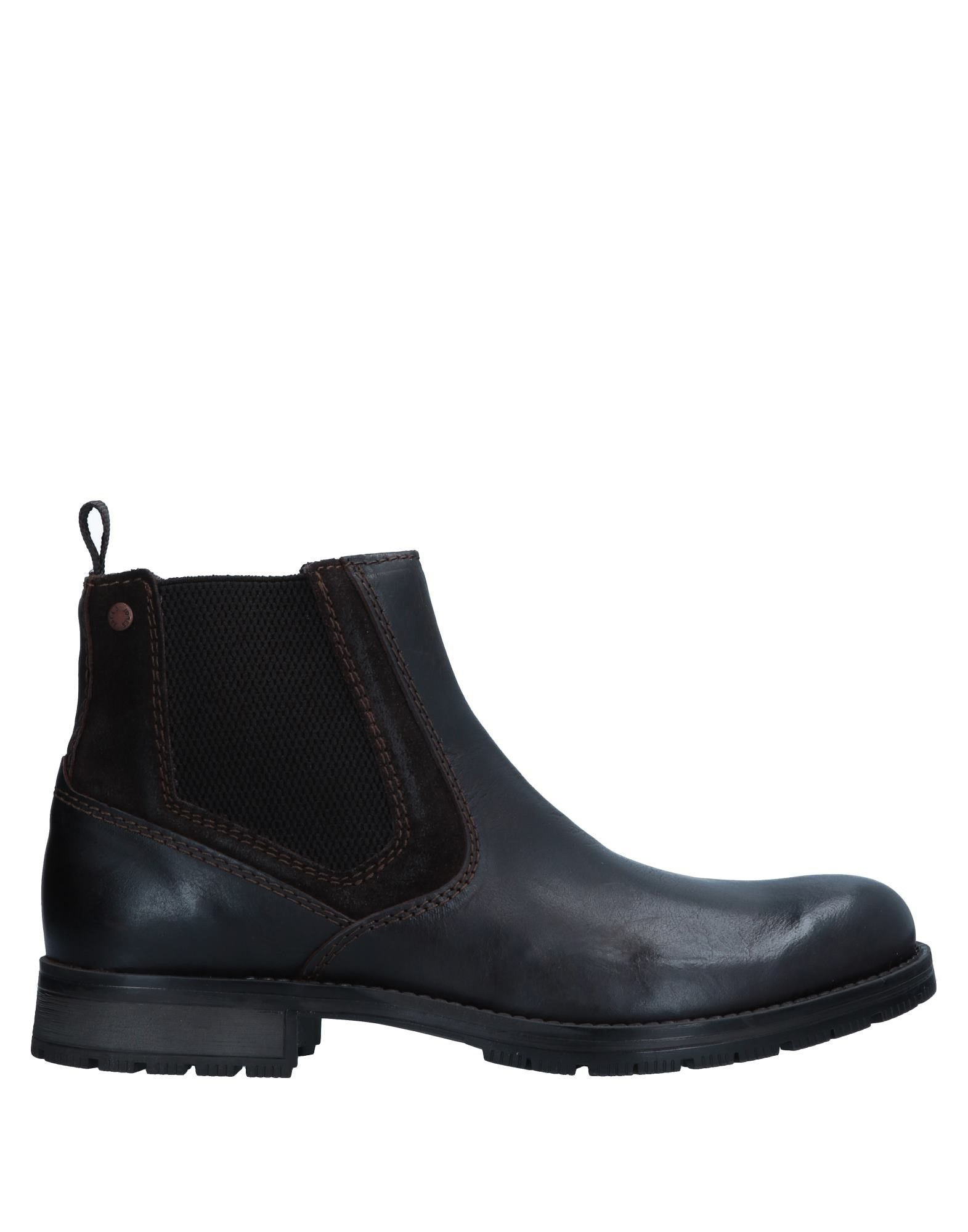Rabatt echte Schuhe Jack & Jones Stiefelette Herren  11544627AK
