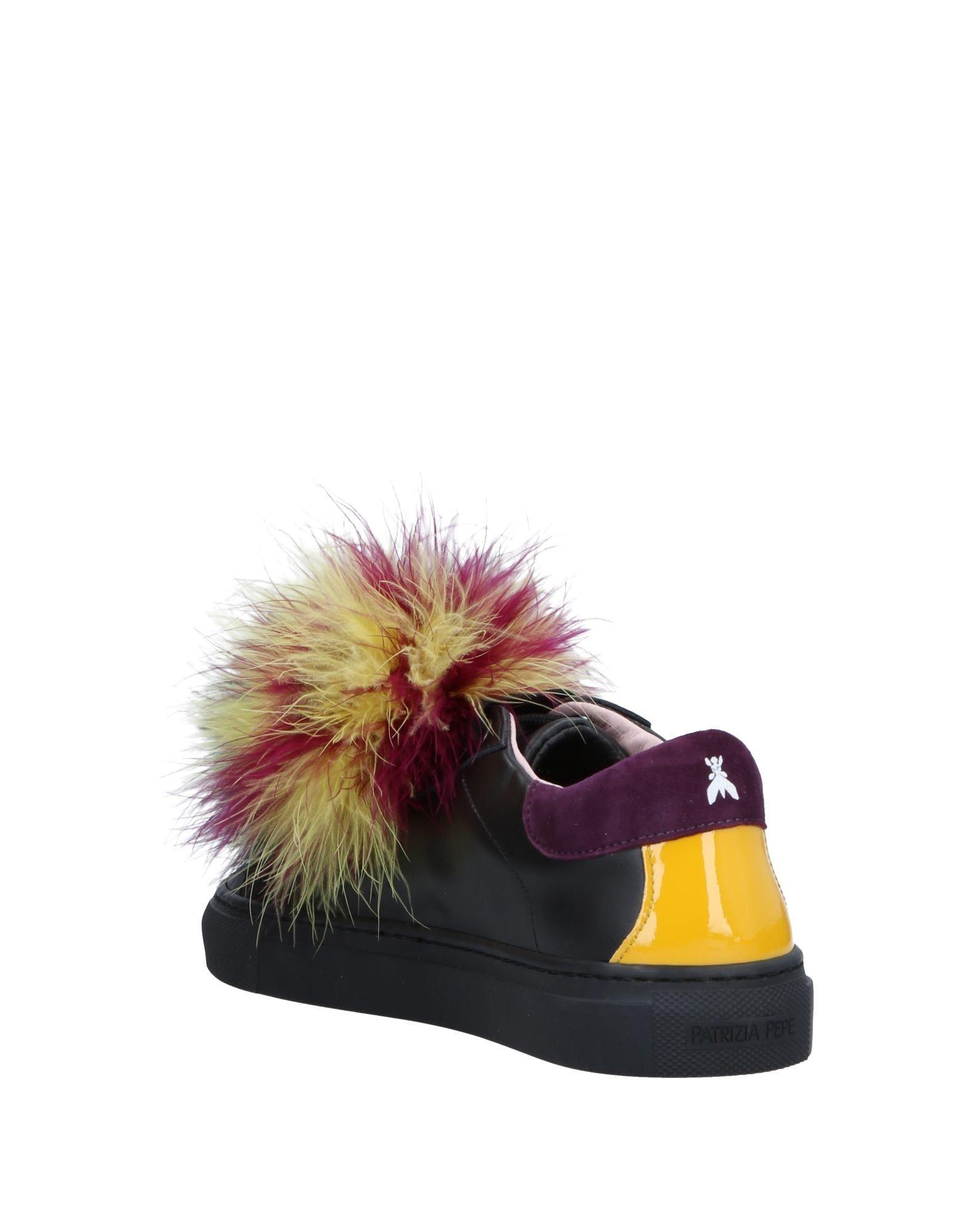 Gut Pepe um billige Schuhe zu tragenPatrizia Pepe Gut Sneakers Damen  11544631HK d640f3