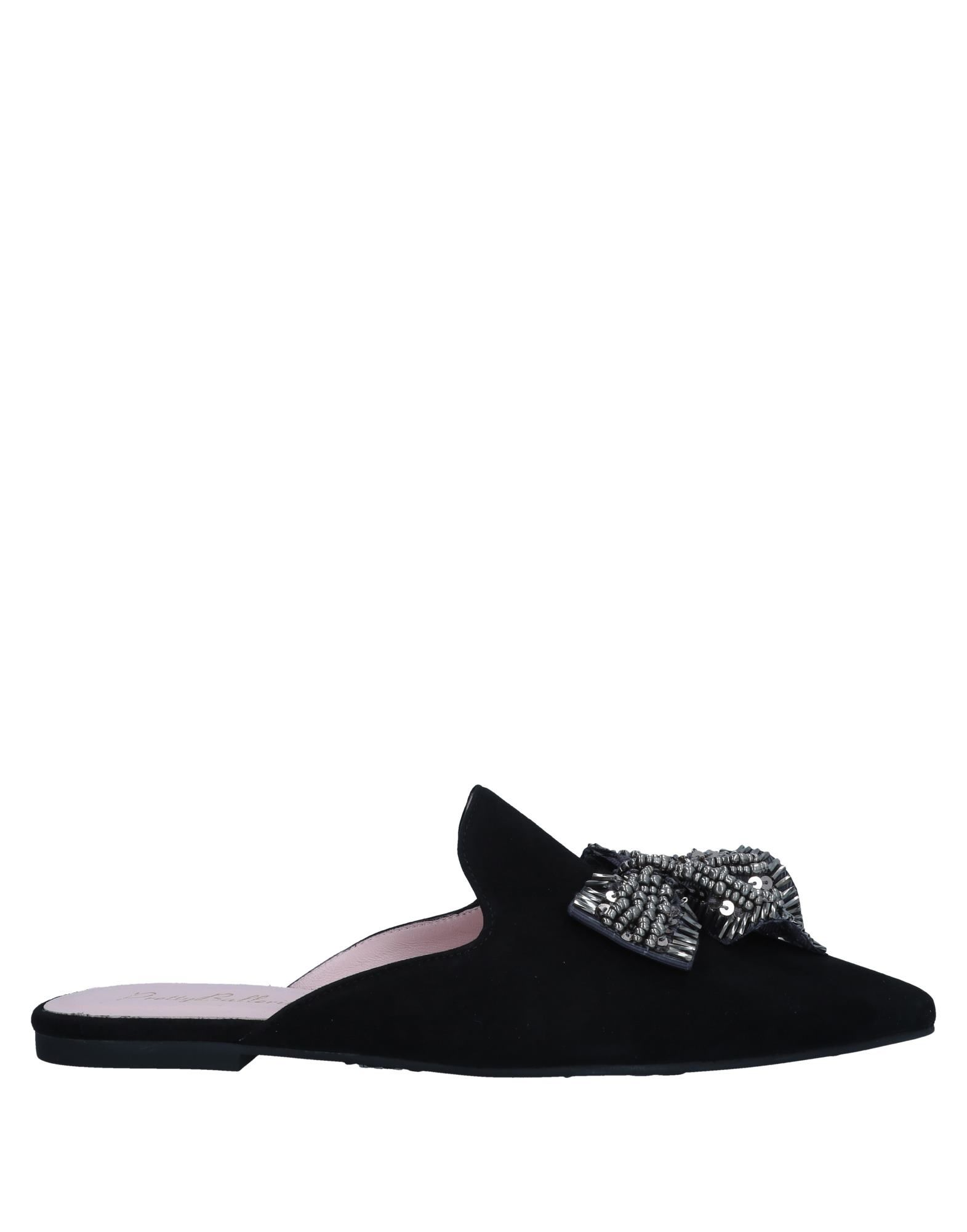 Rabatt Schuhe Pretty Ballerinas Pantoletten Damen  11544648JW