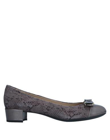 Zapatos Salones casuales salvajes Zapato De Salón Geox Mujer - Salones Zapatos Geox - 11544797XV Gris aa7636