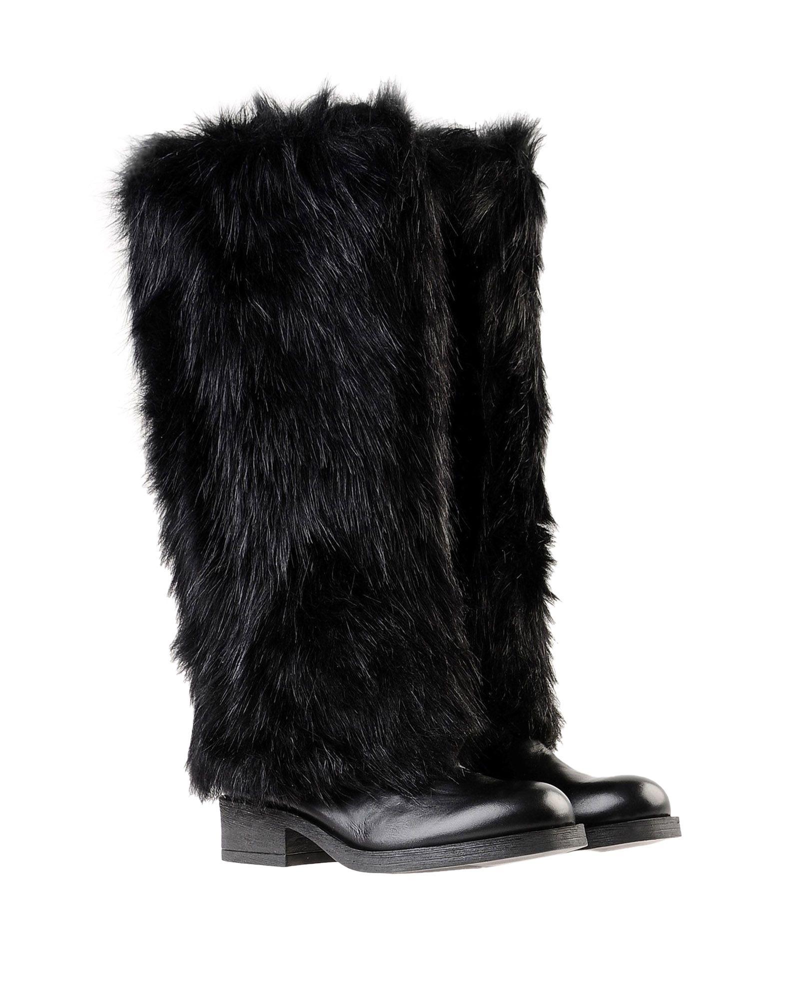 Stilvolle billige Schuhe George J. Love Stiefel Damen  11545038OP