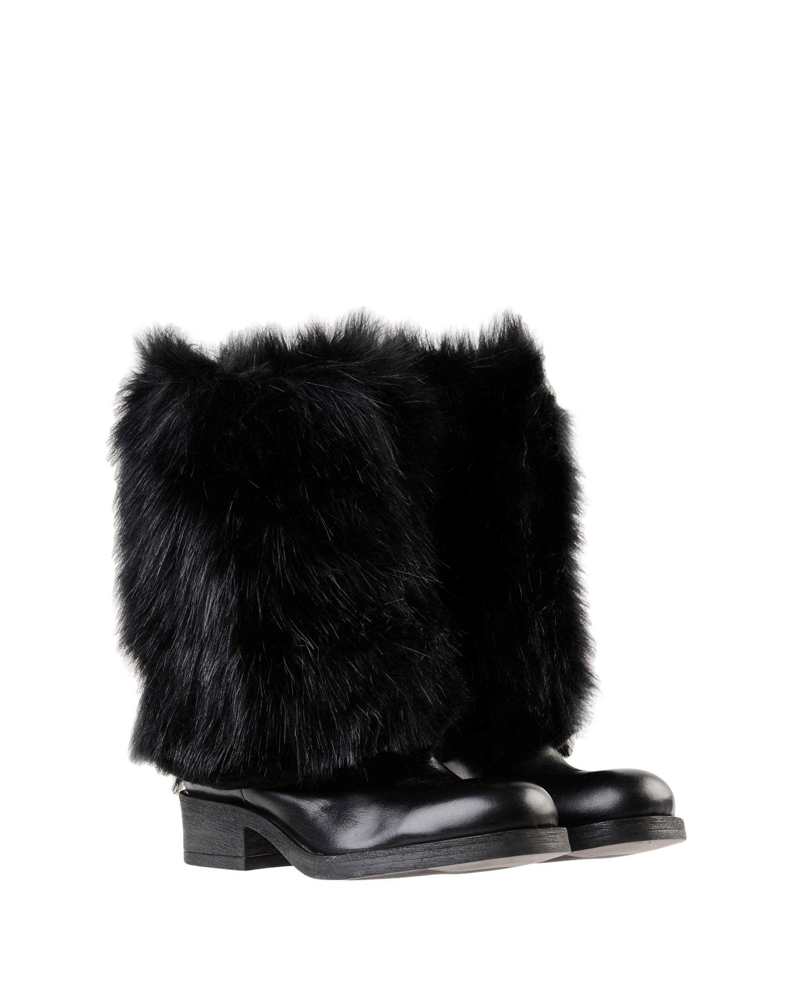 Stilvolle billige Schuhe George J. Love Stiefelette Damen  11545070RT