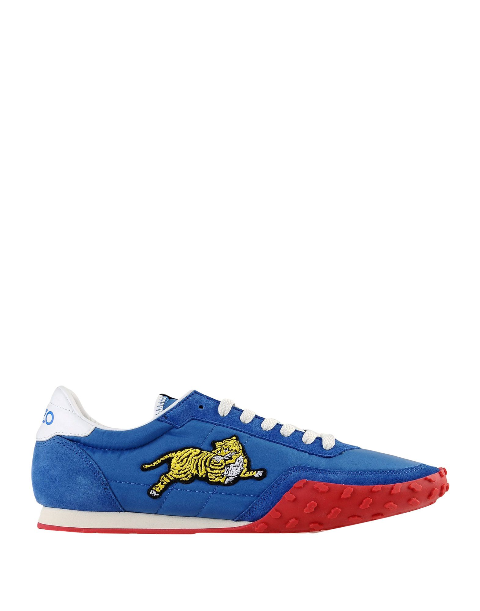 Sneakers Kenzo Homme - Sneakers Kenzo  Bleu Meilleur modèle de vente