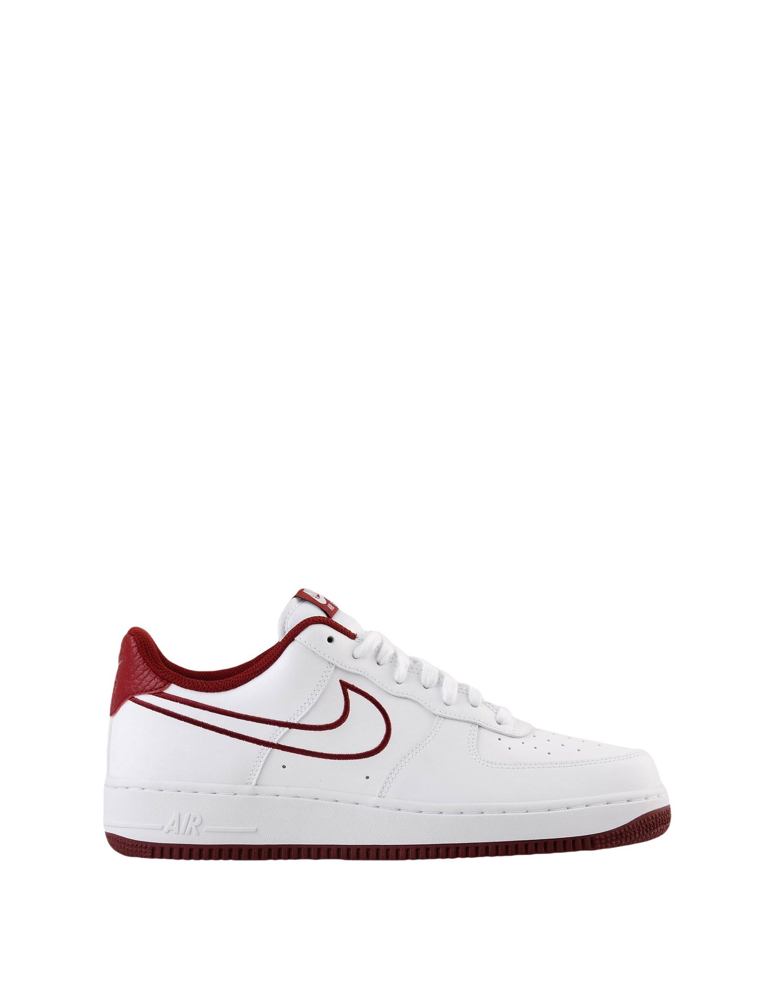 Sneakers Nike Air Force 1 '07 Leather - Homme - Chaussures Sneakers Nike  Blanc Chaussures - femme pas cher homme et femme 7ee013