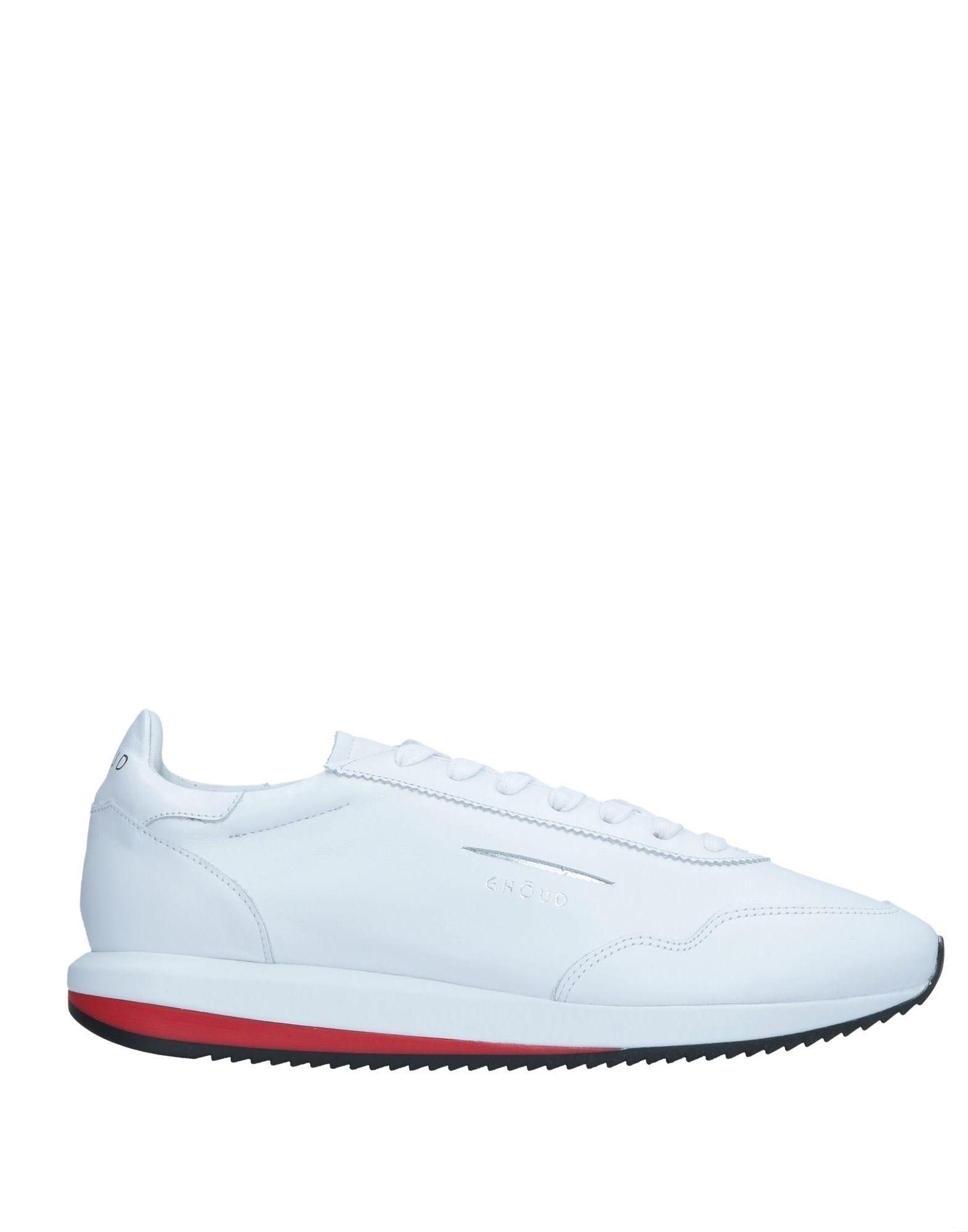 Sneakers Ghōud Venice Homme - Sneakers Ghōud Venice  Blanc Spécial temps limité