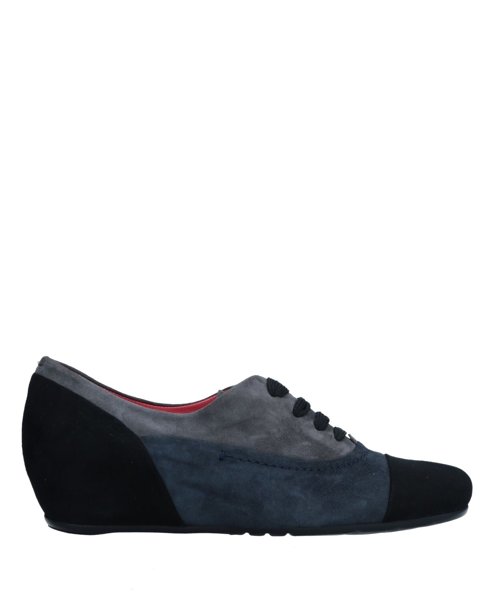 Stilvolle billige Schuhe Pas De Rouge Schnürschuhe Damen  11545621EO