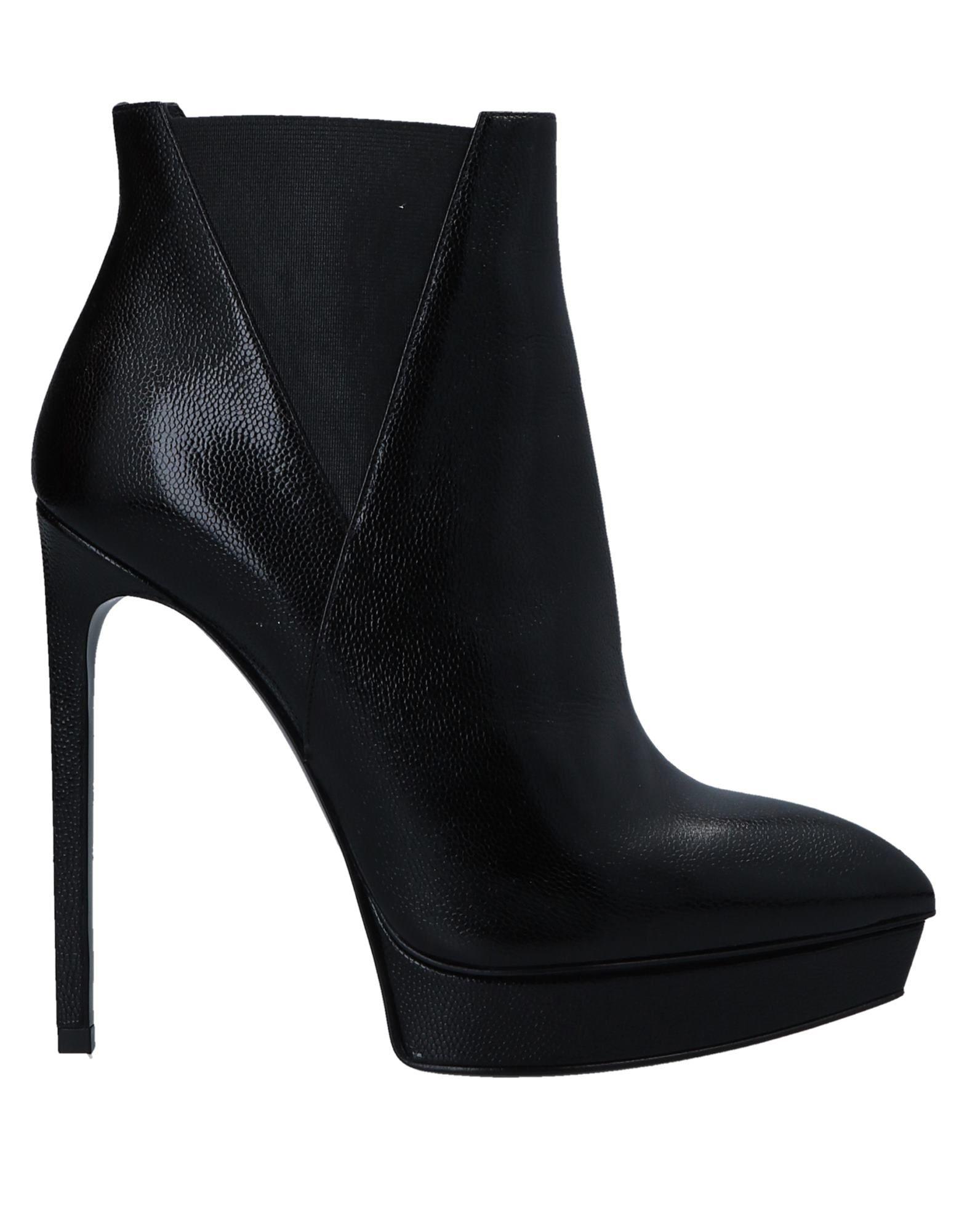 Saint Laurent Stiefelette Damen  11545693KEGünstige gut aussehende Schuhe