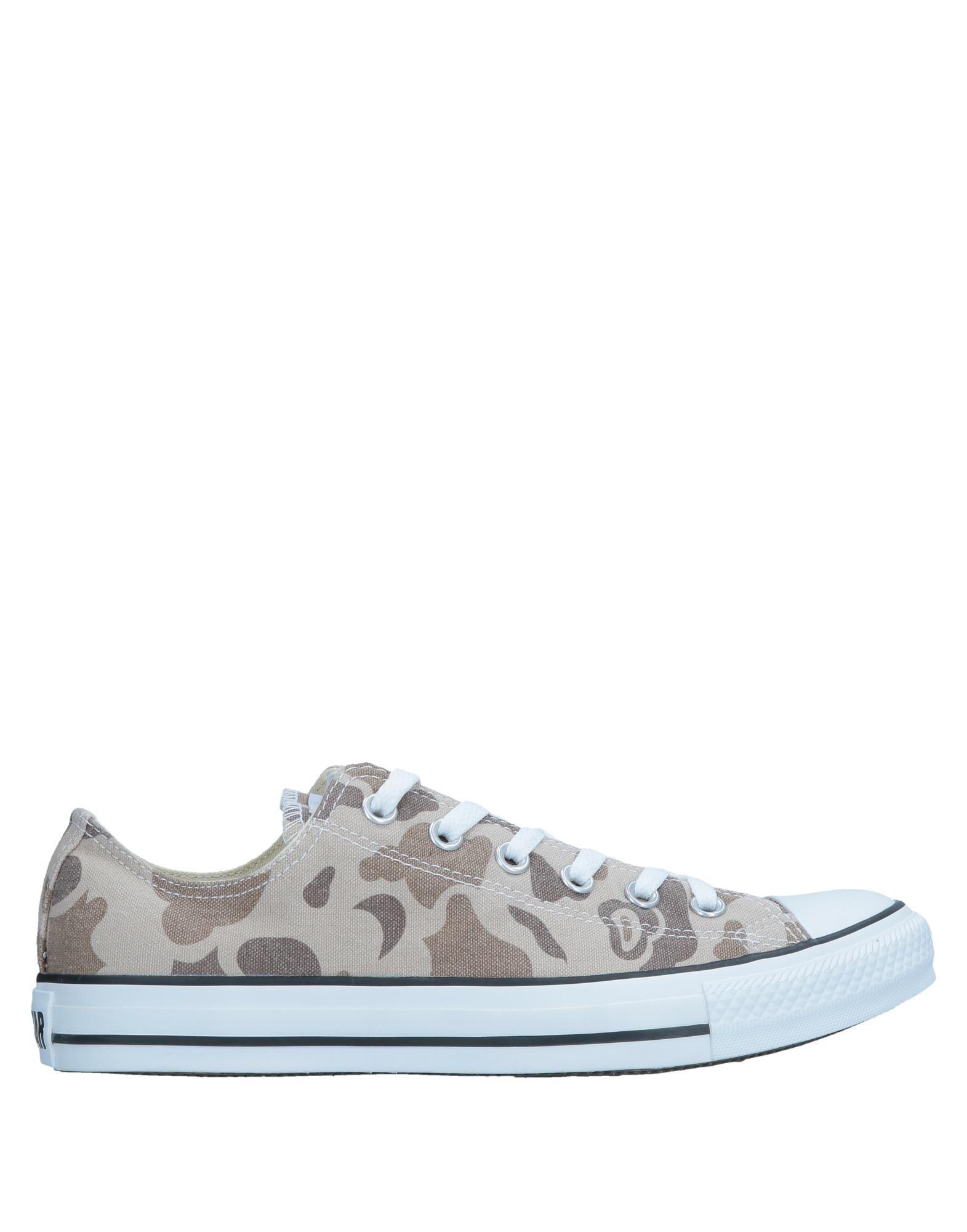 Rabatt echte Schuhe Converse All Star Sneakers Herren  11545715CV