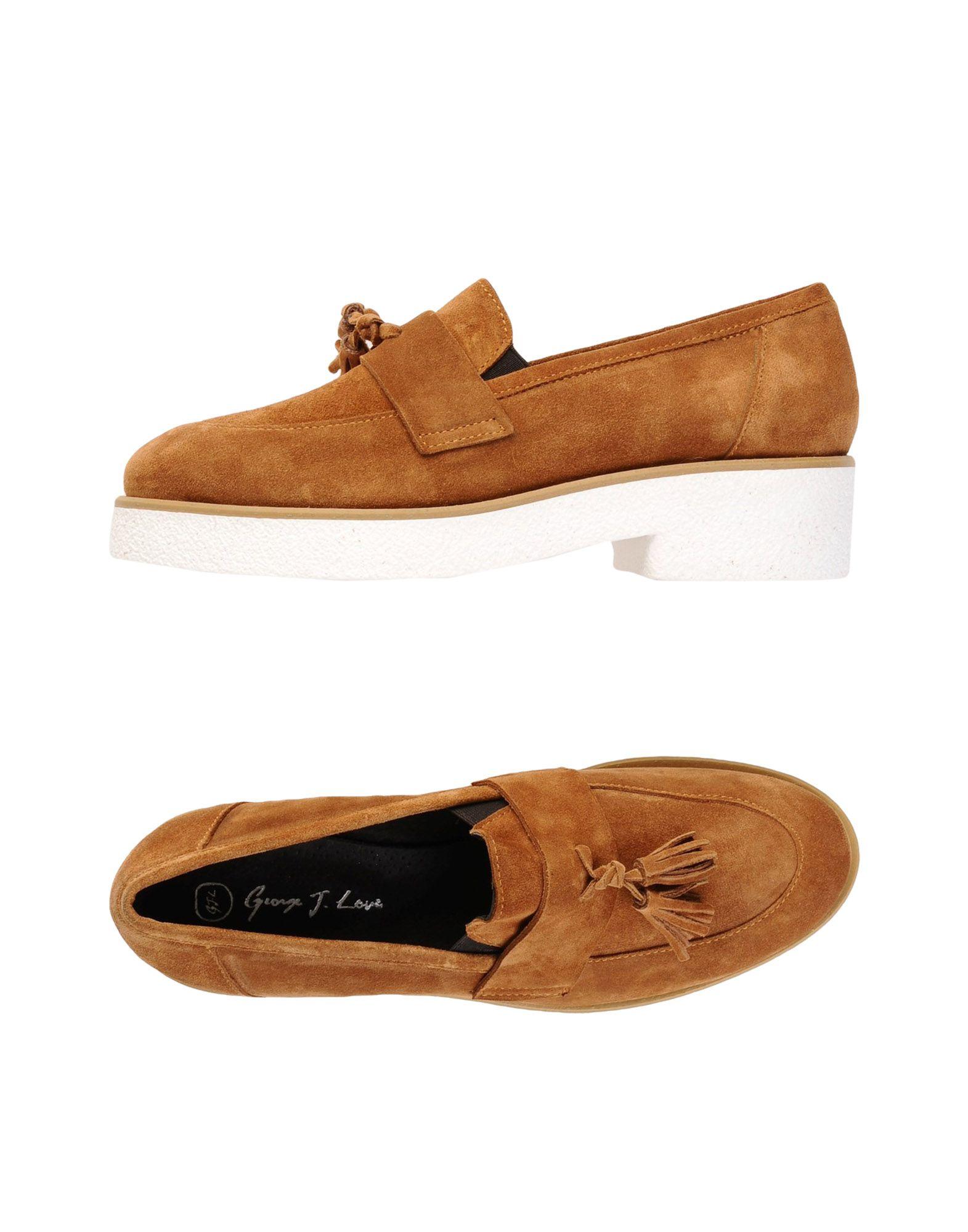 George J. Love Mokassins Damen  11545895LQ Gute Qualität beliebte Schuhe
