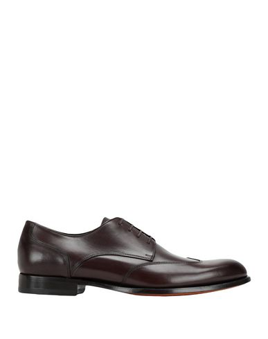 STURLINI Laced Shoes in Dark Brown