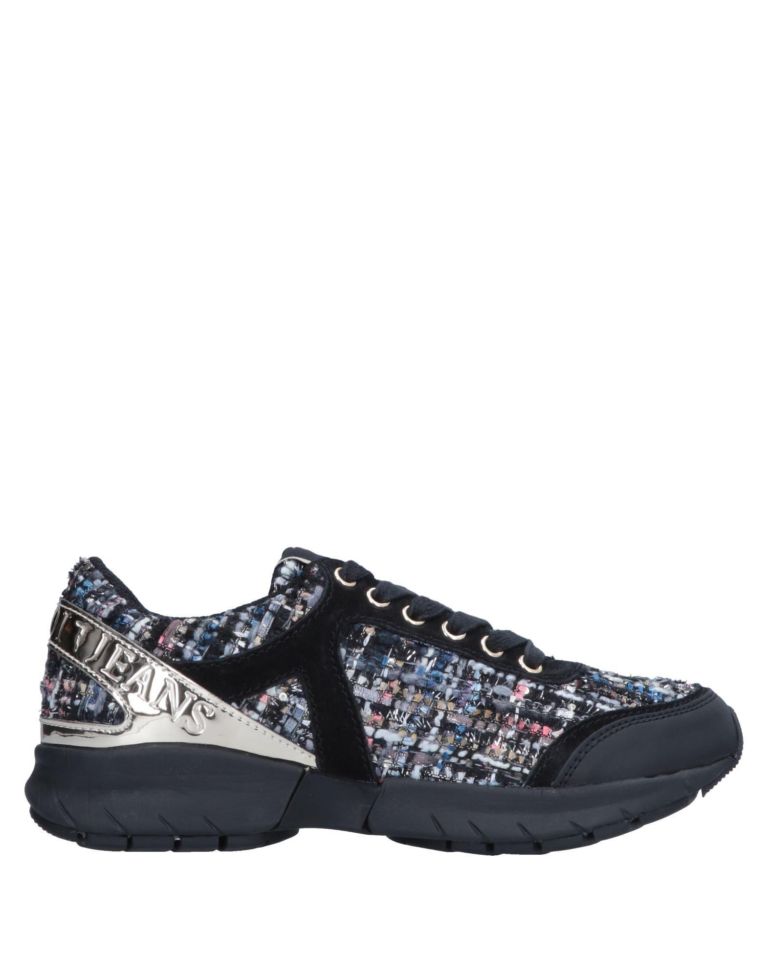Baskets Trussardi Jeans femmes - Baskets Trussardi Trussardi Trussardi Jeans Noir Les chaussures les plus populaires pour les hommes et les femmes 704a9b