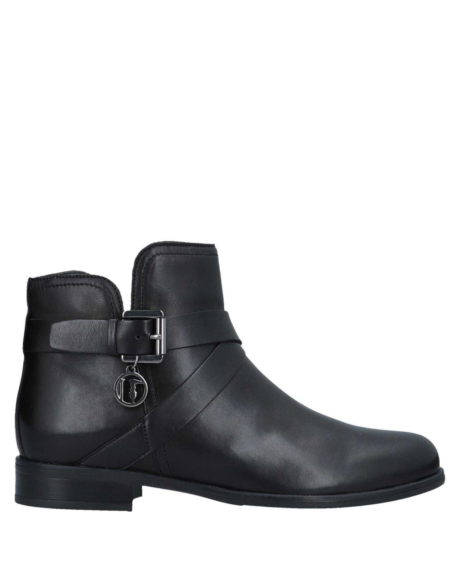 Gut um billige Schuhe zu tragenTrussardi Jeans Stiefelette Damen  11546000RH