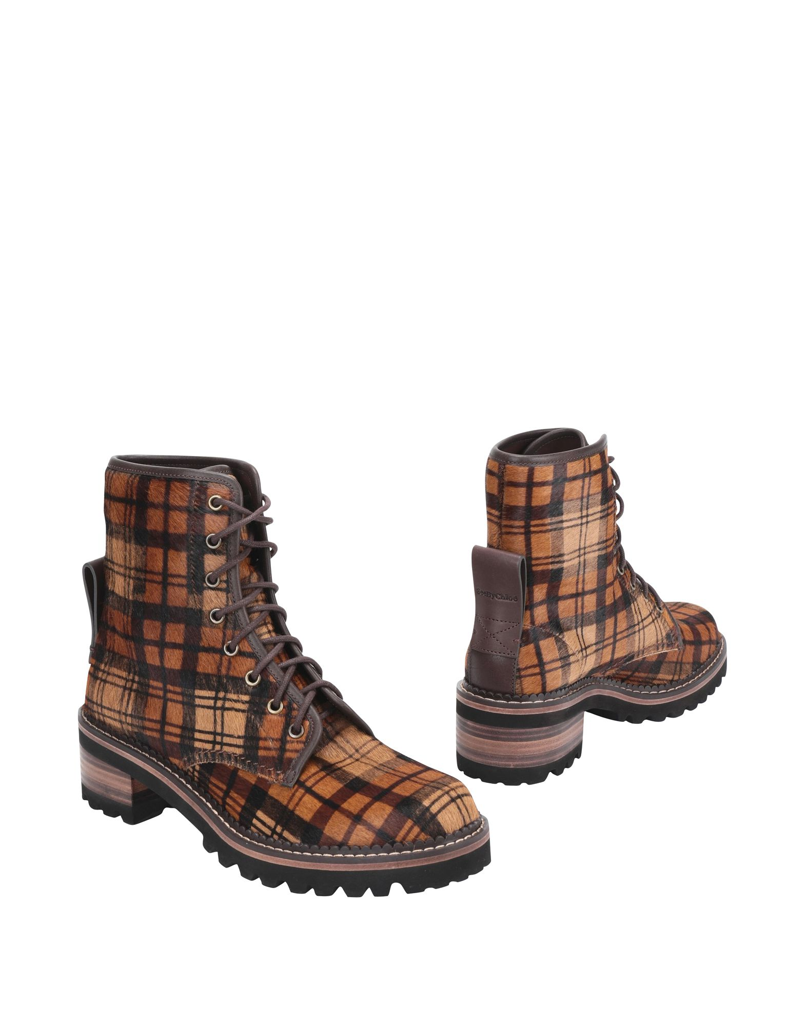 See  By Chloé Stiefelette Damen  See 11546005DPGünstige gut aussehende Schuhe 47048d