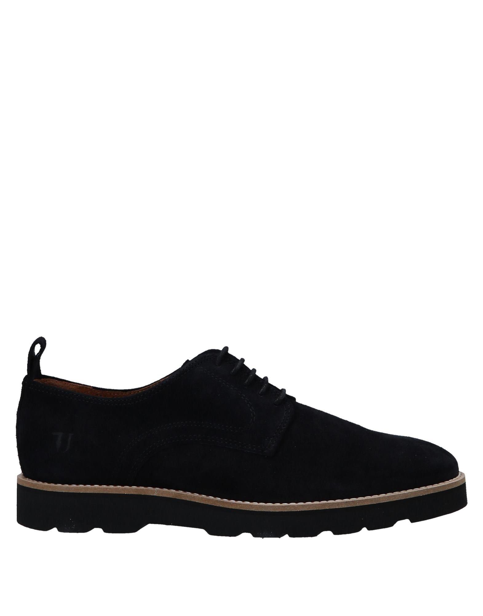 Rabatt echte Schuhe Trussardi Jeans Schnürschuhe Herren 11546042EQ