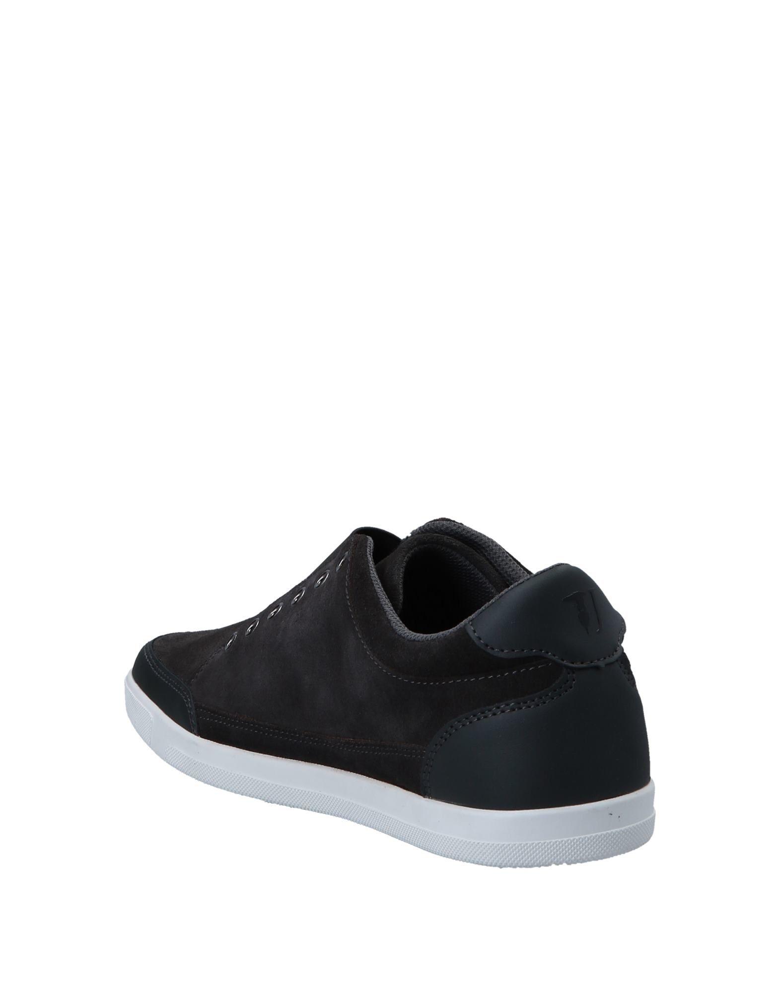 Rabatt echte Schuhe Trussardi Jeans Sneakers Herren  11546062TG