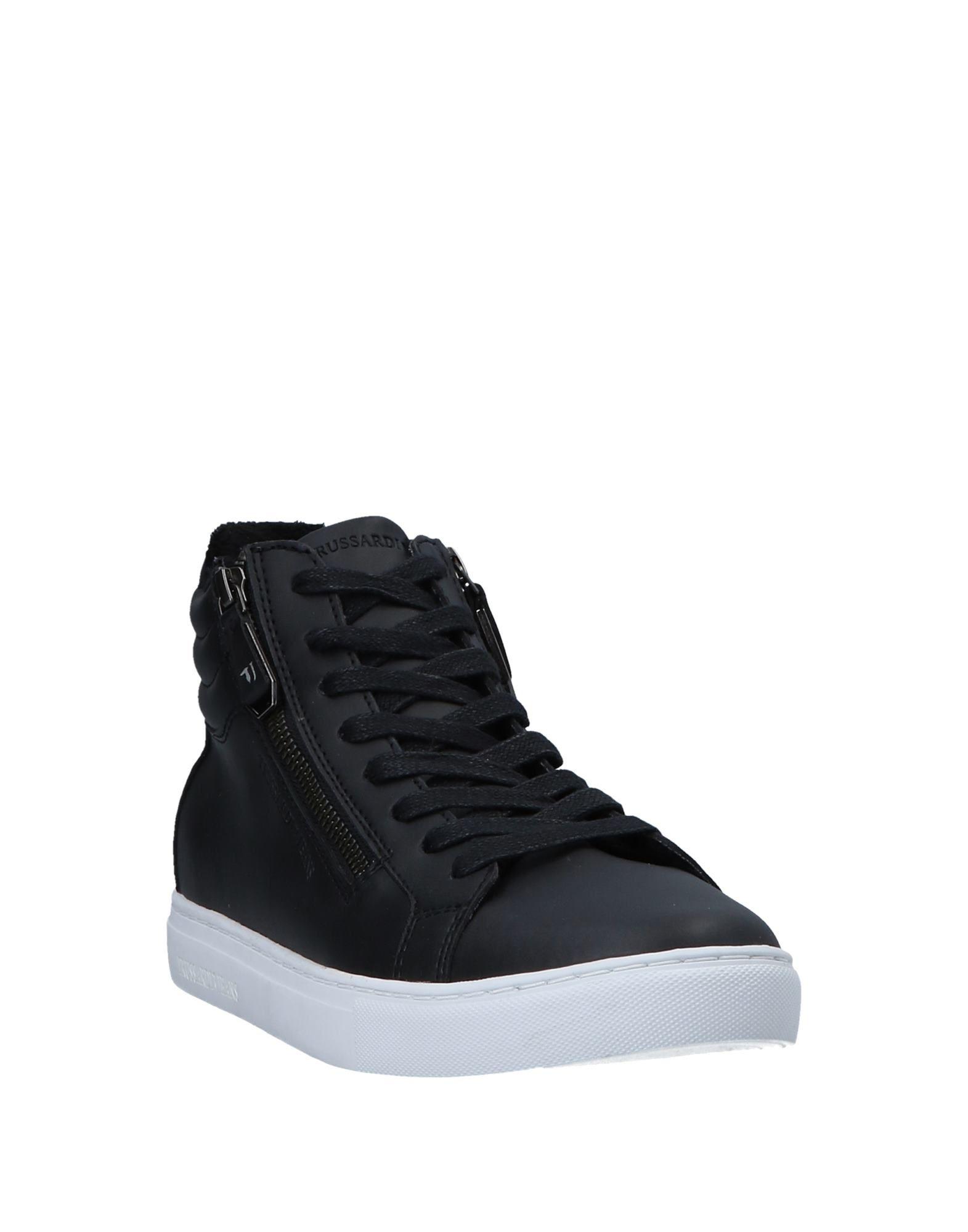 Rabatt echte Schuhe Herren Trussardi Jeans Sneakers Herren Schuhe  11546094BU 898cd6
