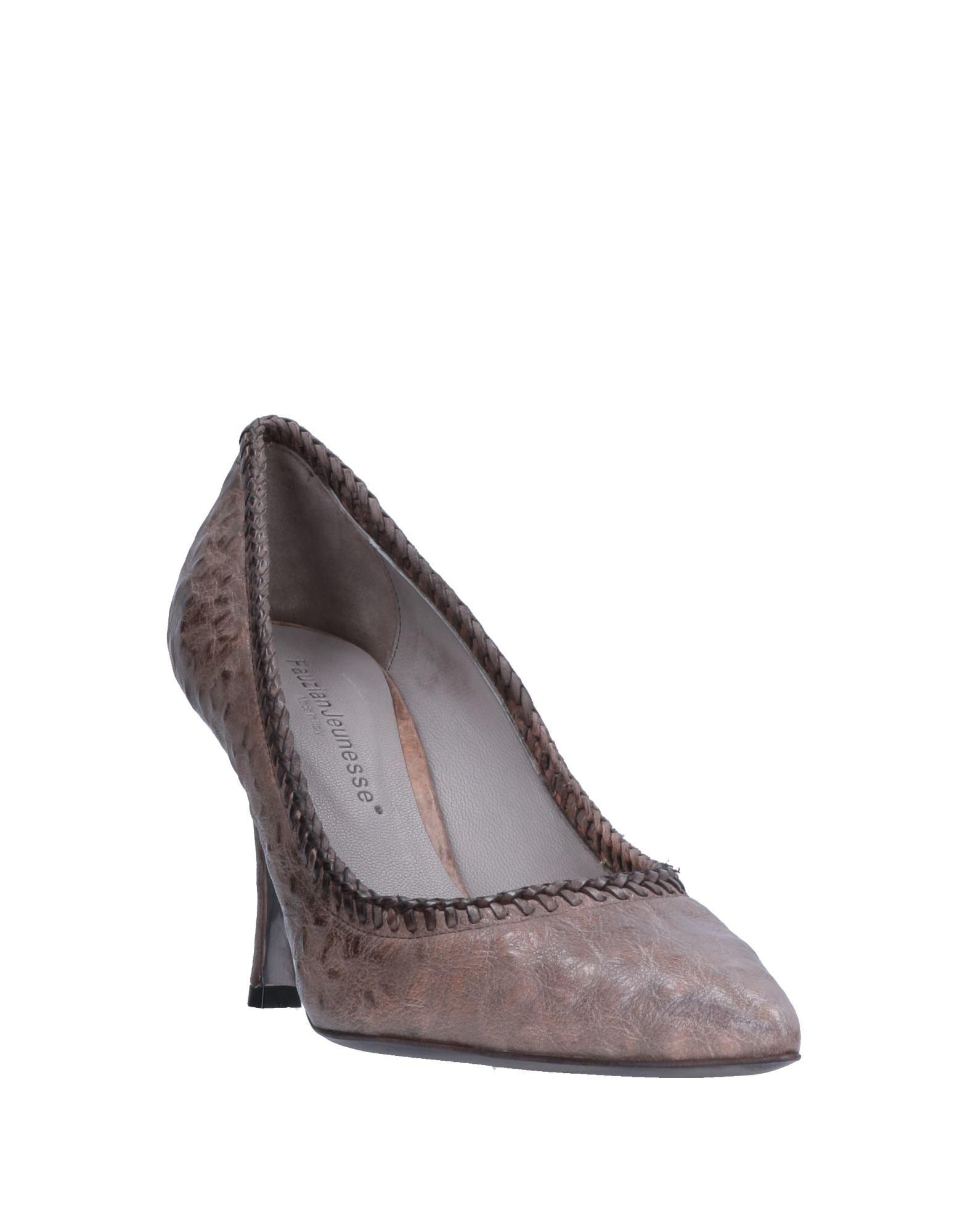 Fauzian Jeunesse Pumps Damen  Schuhe 11546109OSGut aussehende strapazierfähige Schuhe  a68612